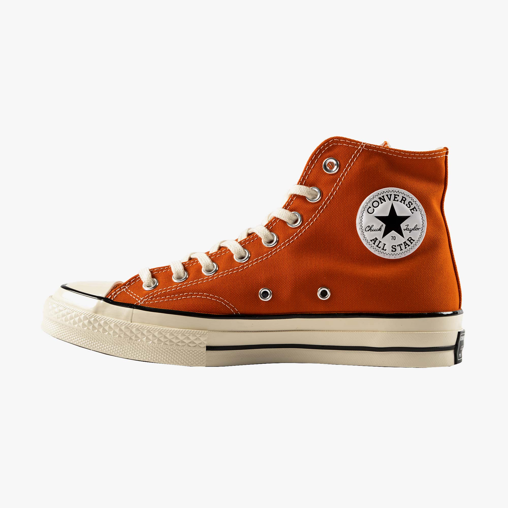 Converse Chuck Taylor Hi 70 Recycled Canvas - Fire Pit 3