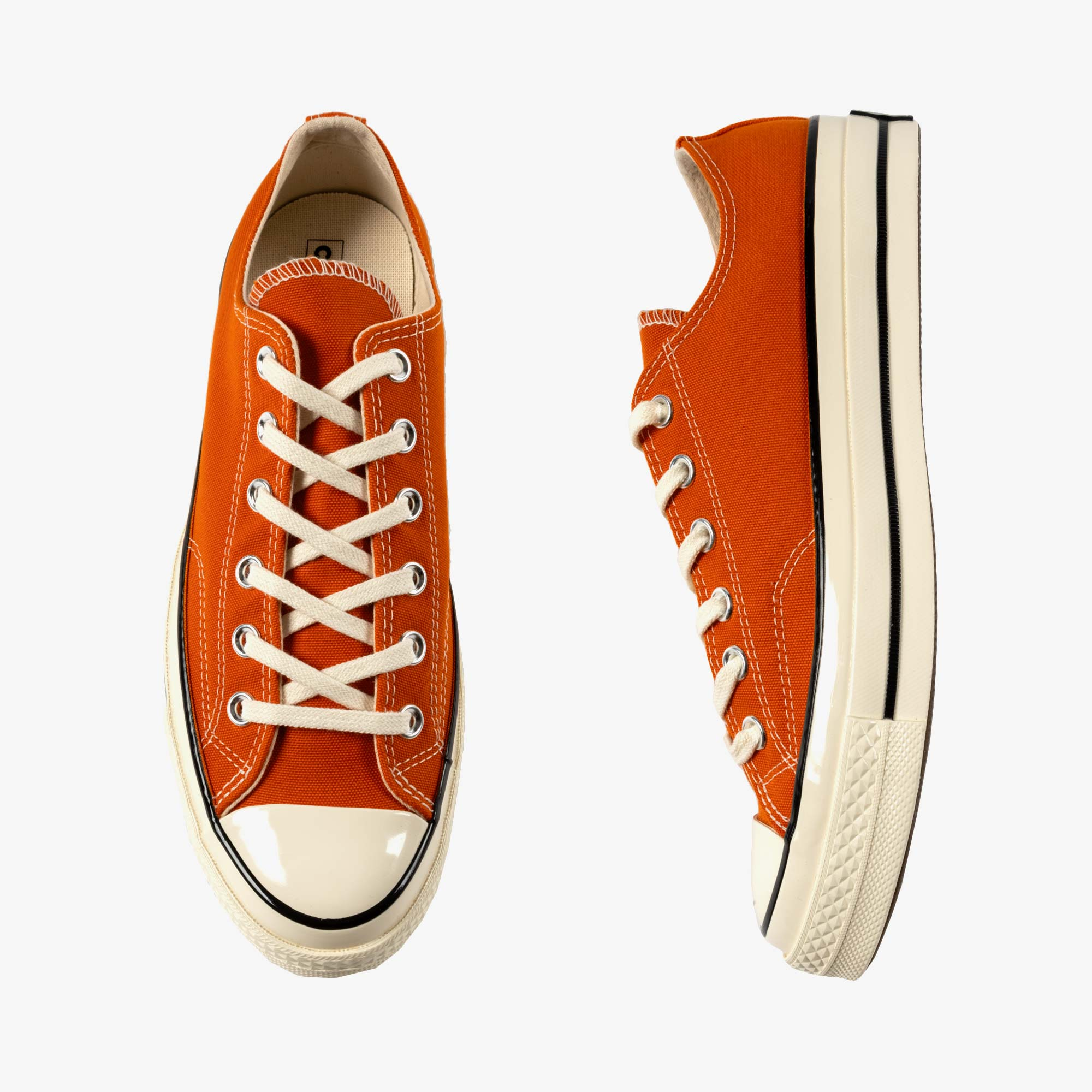 Converse Chuck Taylor Low 70 Recycled Canvas - Fire Pit 1