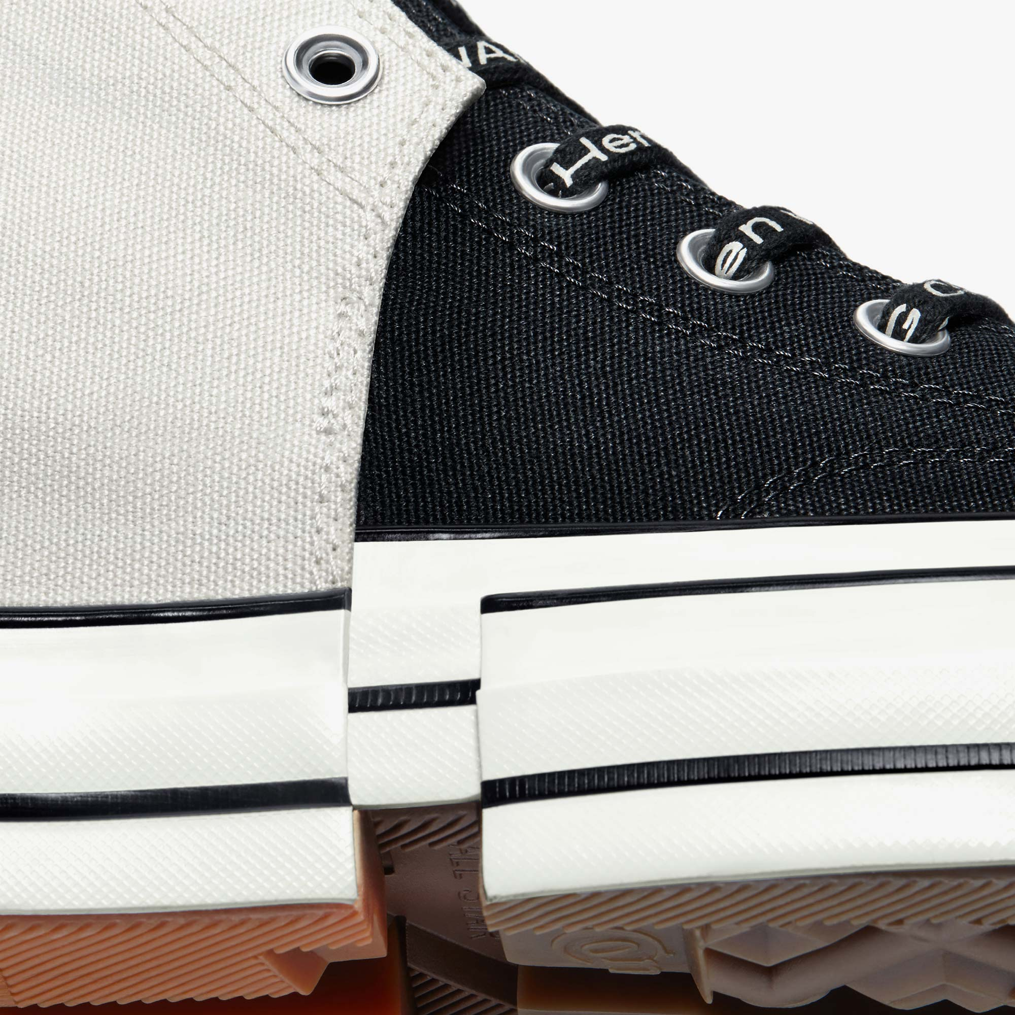 Converse Converse x Feng Chen Wang 2 In 1 Chuck Taylor 70 Hi - Ivory 4