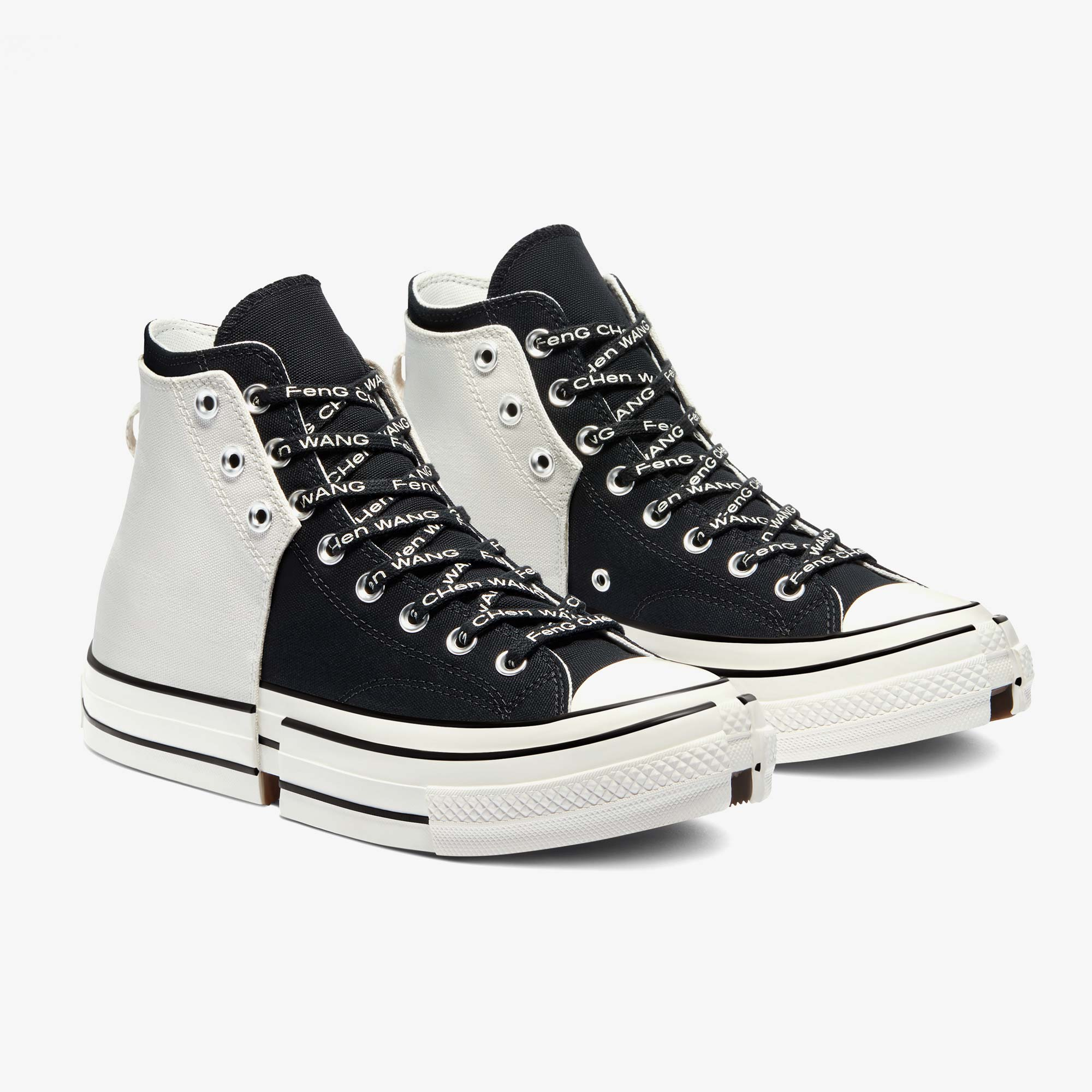 Converse Converse x Feng Chen Wang 2 In 1 Chuck Taylor 70 Hi - Ivory 1