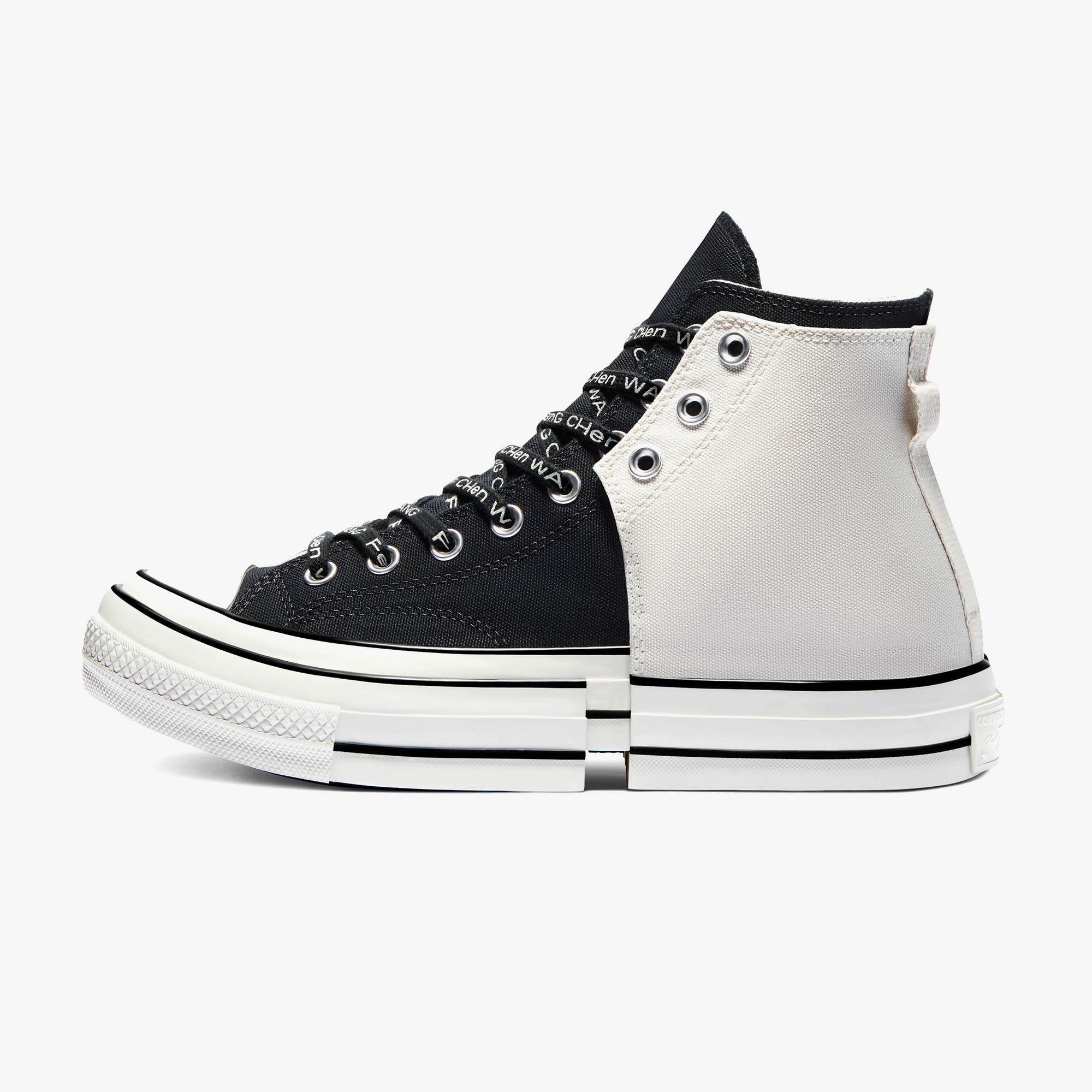 Converse Converse x Feng Chen Wang 2 In 1 Chuck Taylor 70 Hi - Ivory 7