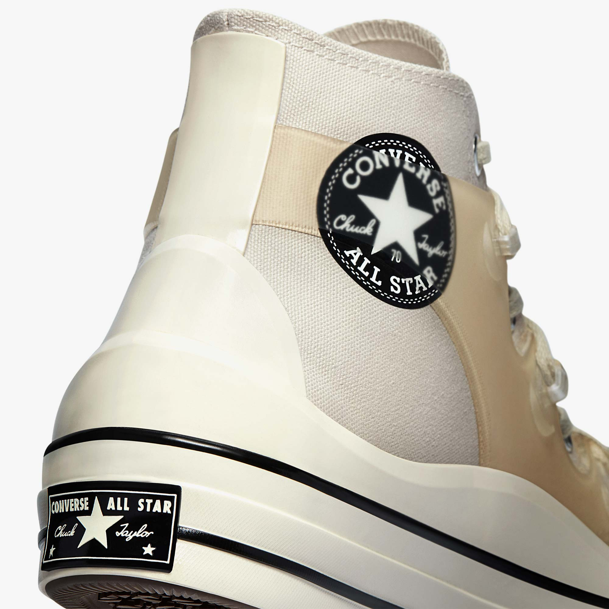 Converse x Kim Jones Chuck 70 Utility Wave Hi - White 2