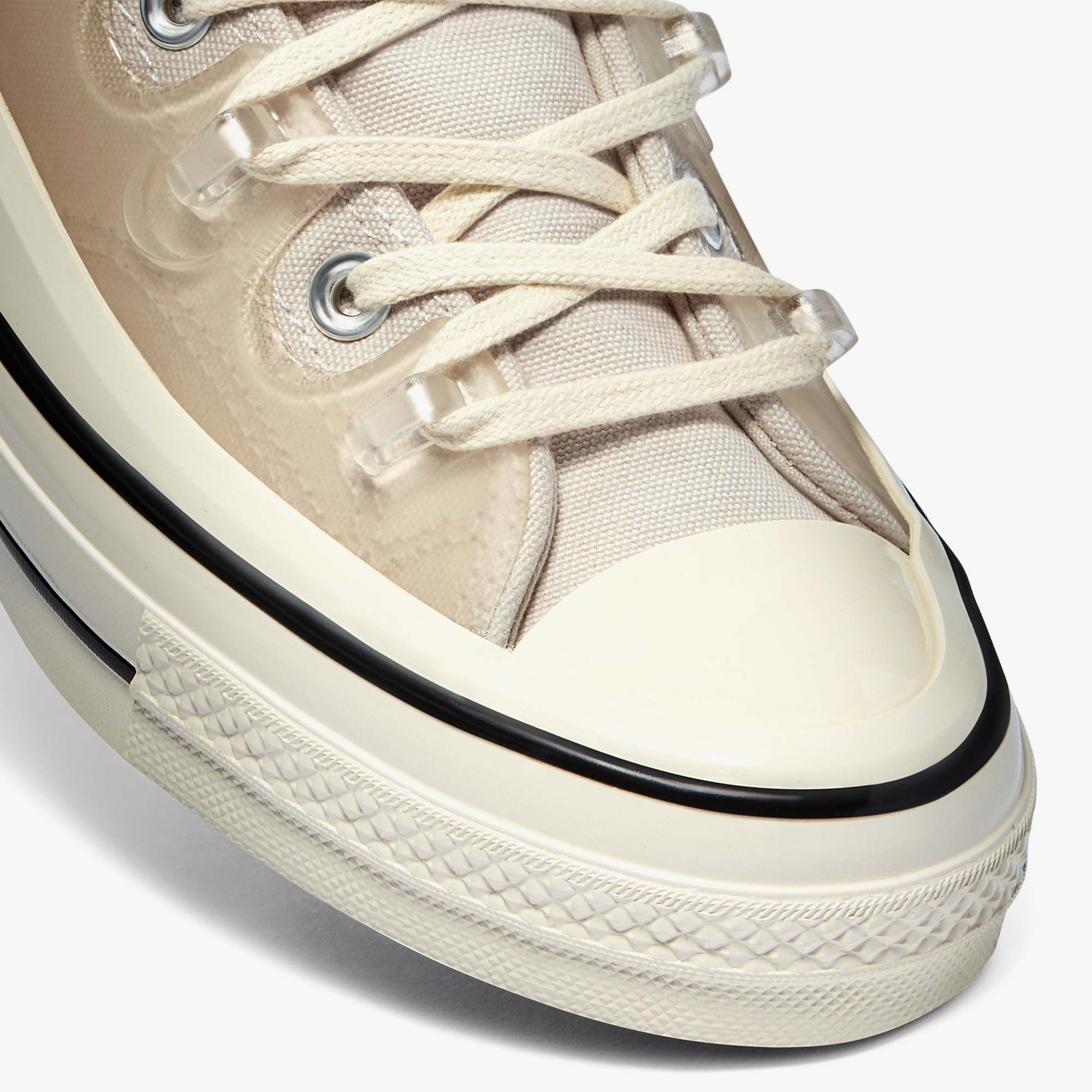 Converse x Kim Jones Chuck 70 Utility Wave Hi - White 5