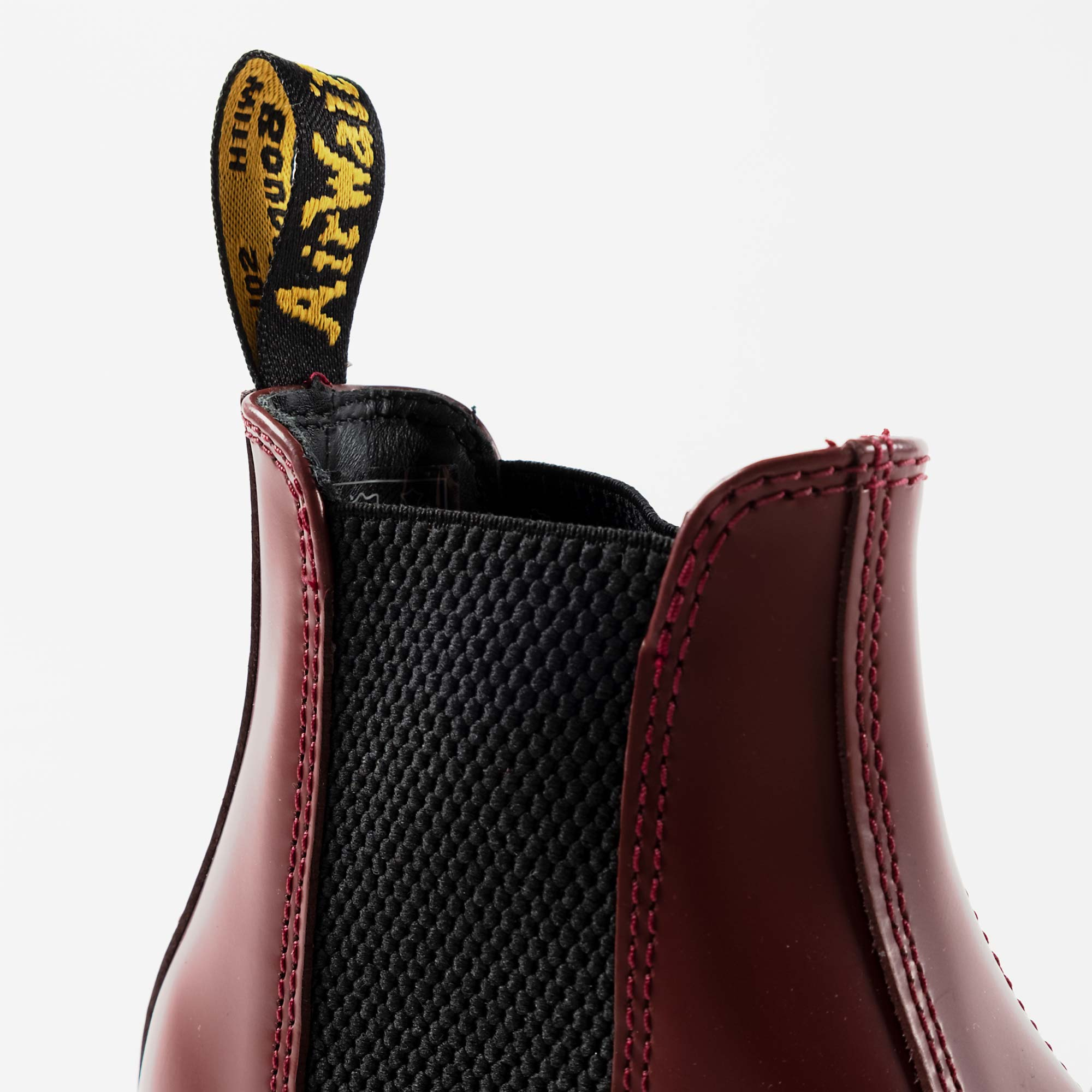 Needles Needles x Dr. Martens 2976 Snaffle - Cherry Red 6