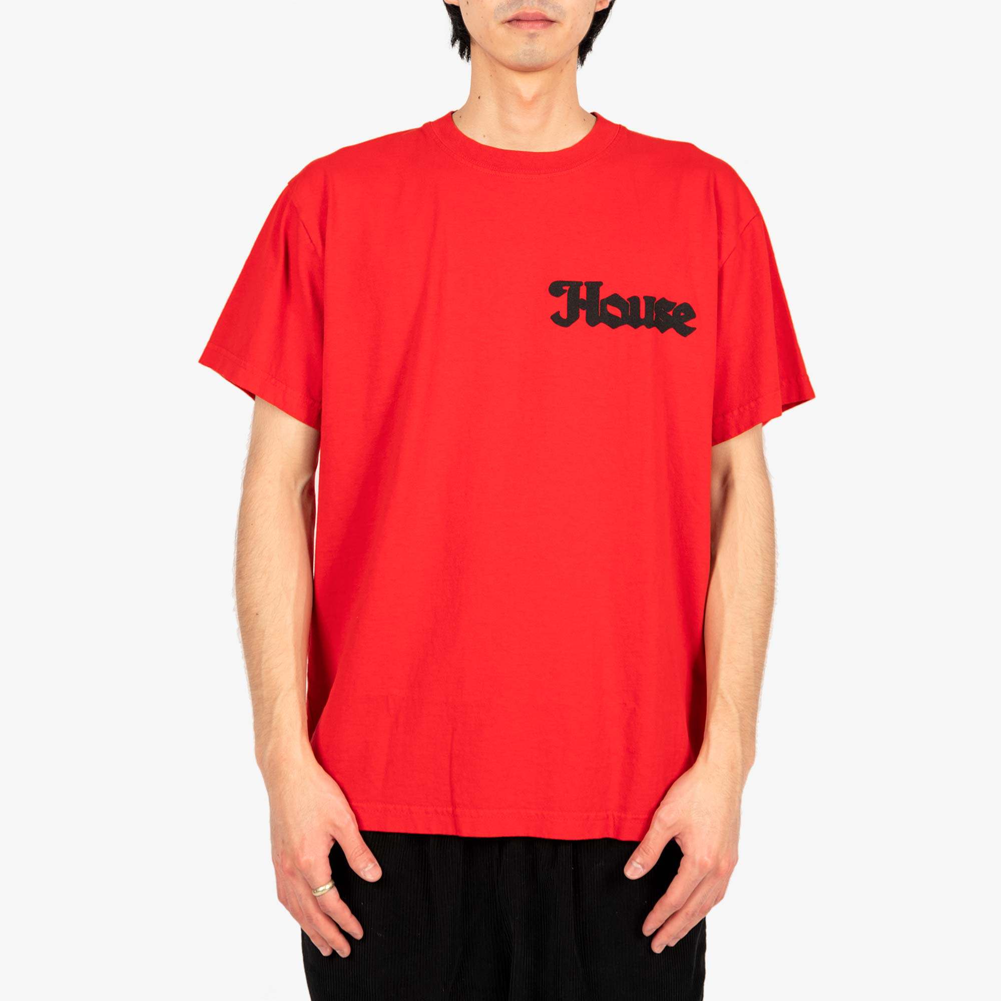 Franchise In The Beginning SS Tee - Washed Red 2