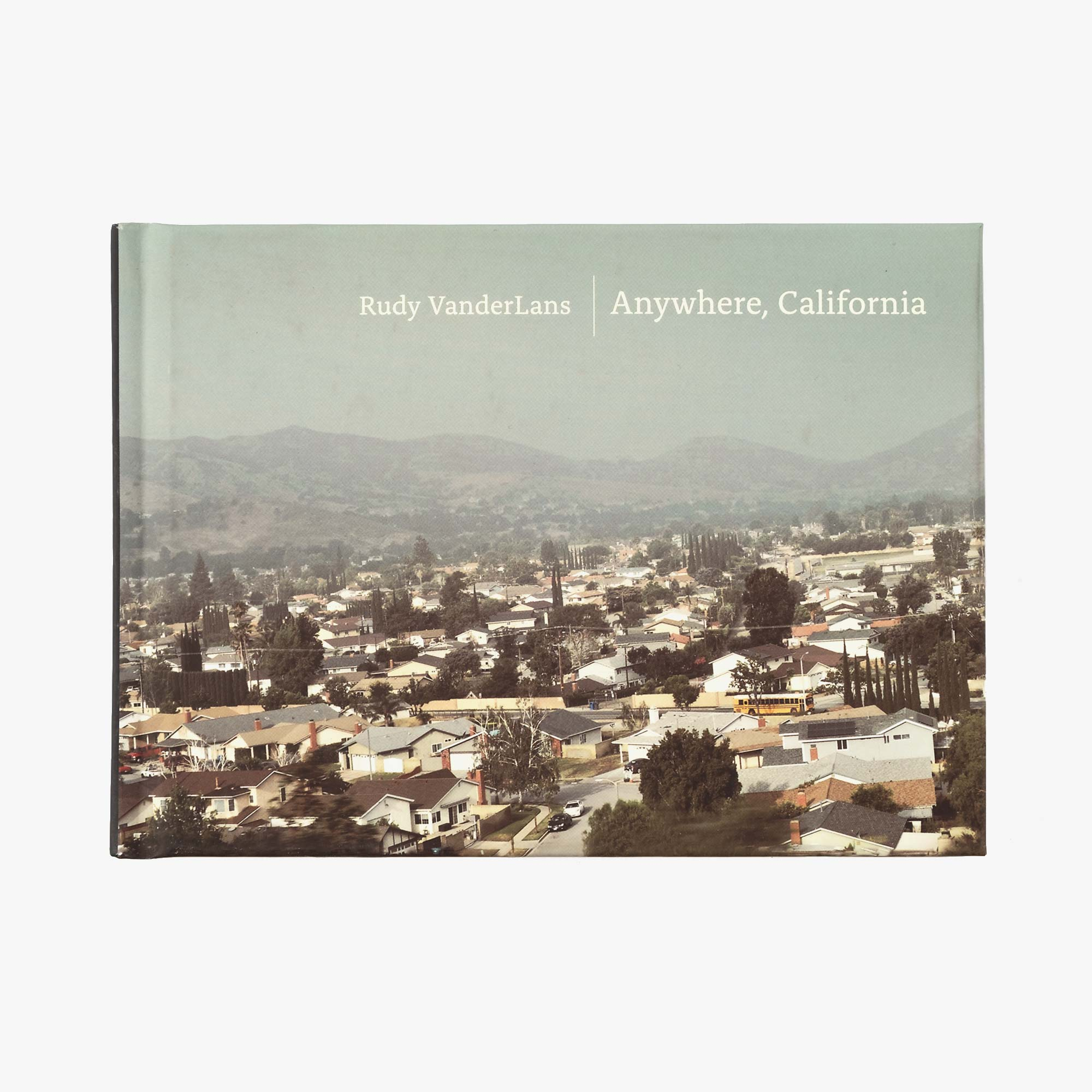 Gingko Press Anywhere California - Rudy Vanderlans 1