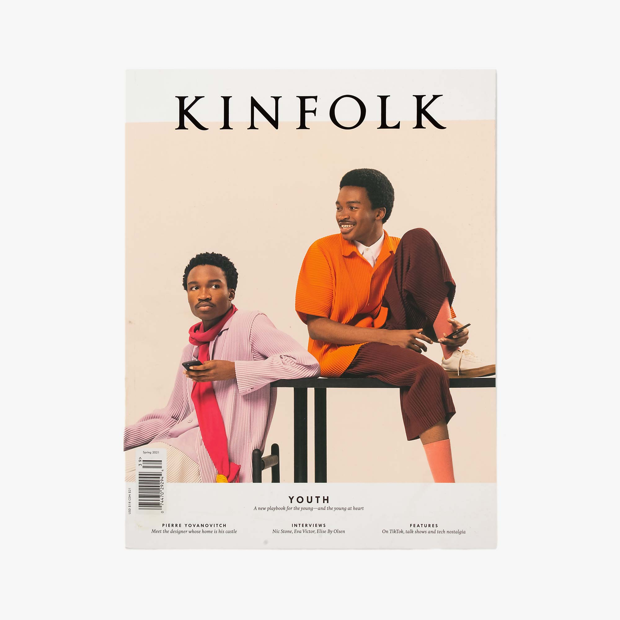 Kinfolk - Issue 39 Youth 1