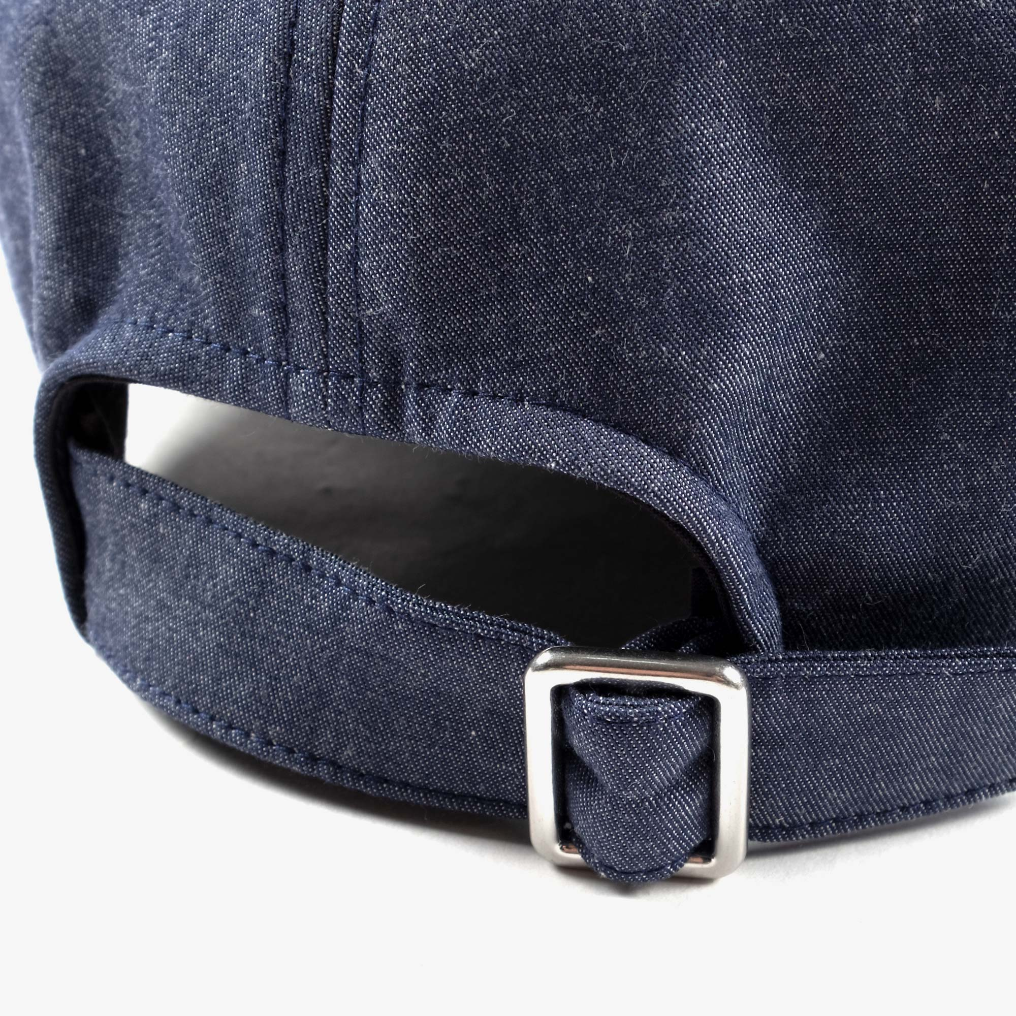 Maison Kitsune Small Fox Head Cap - Navy 4