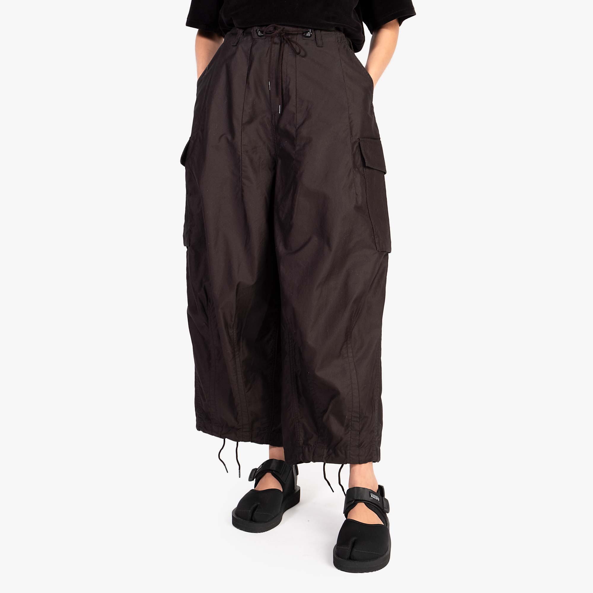 Needles W' H.D. BDU Pant - Black 3