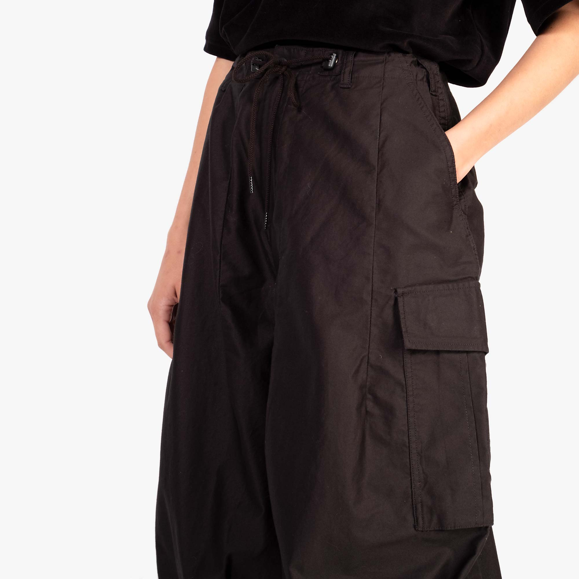 Needles W' H.D. BDU Pant - Black 4