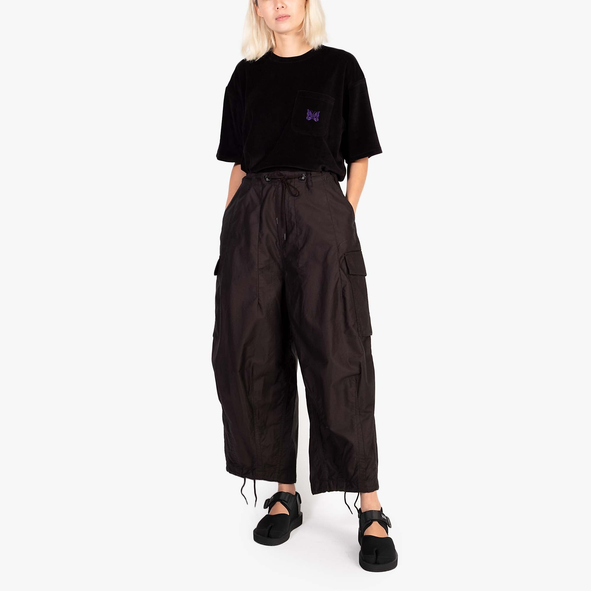 Needles W' H.D. BDU Pant - Black 1