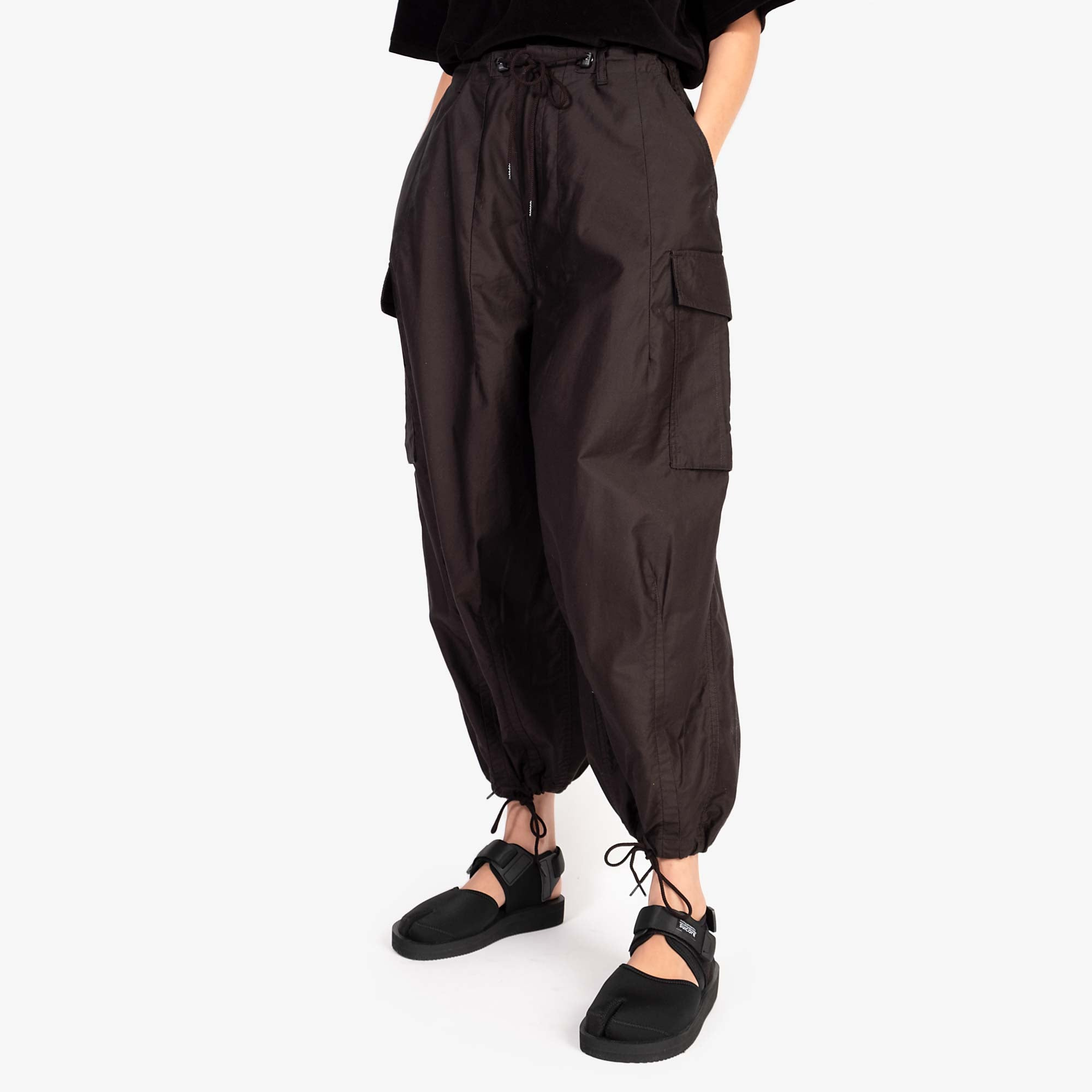 Needles W' H.D. BDU Pant - Black 5
