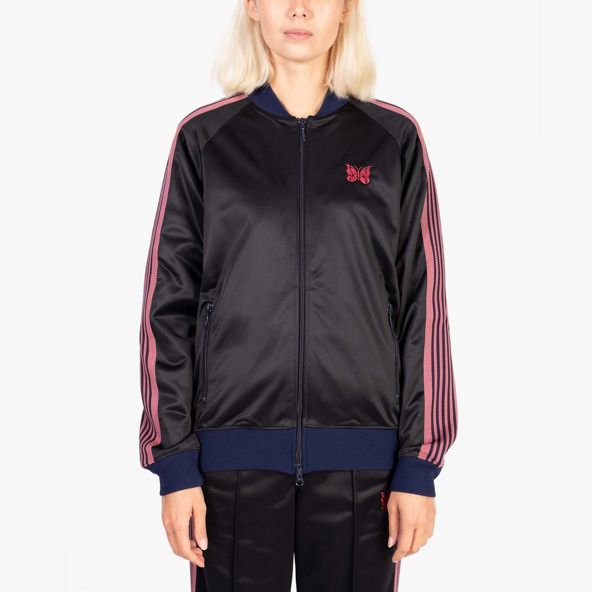 Needles W' R.C. Track Jacket - Navy 3