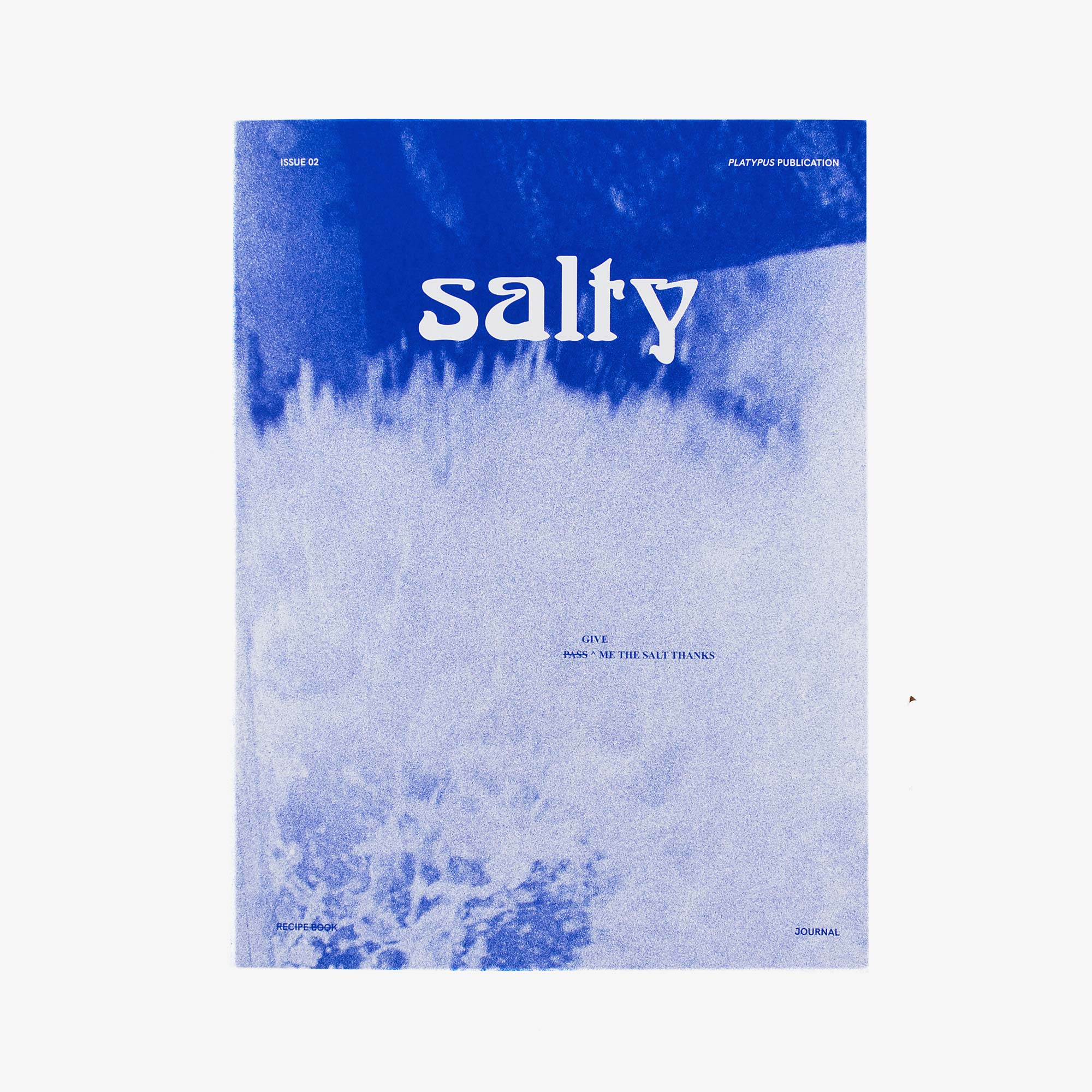 Platypus Publication Issue 02 - Salty 1