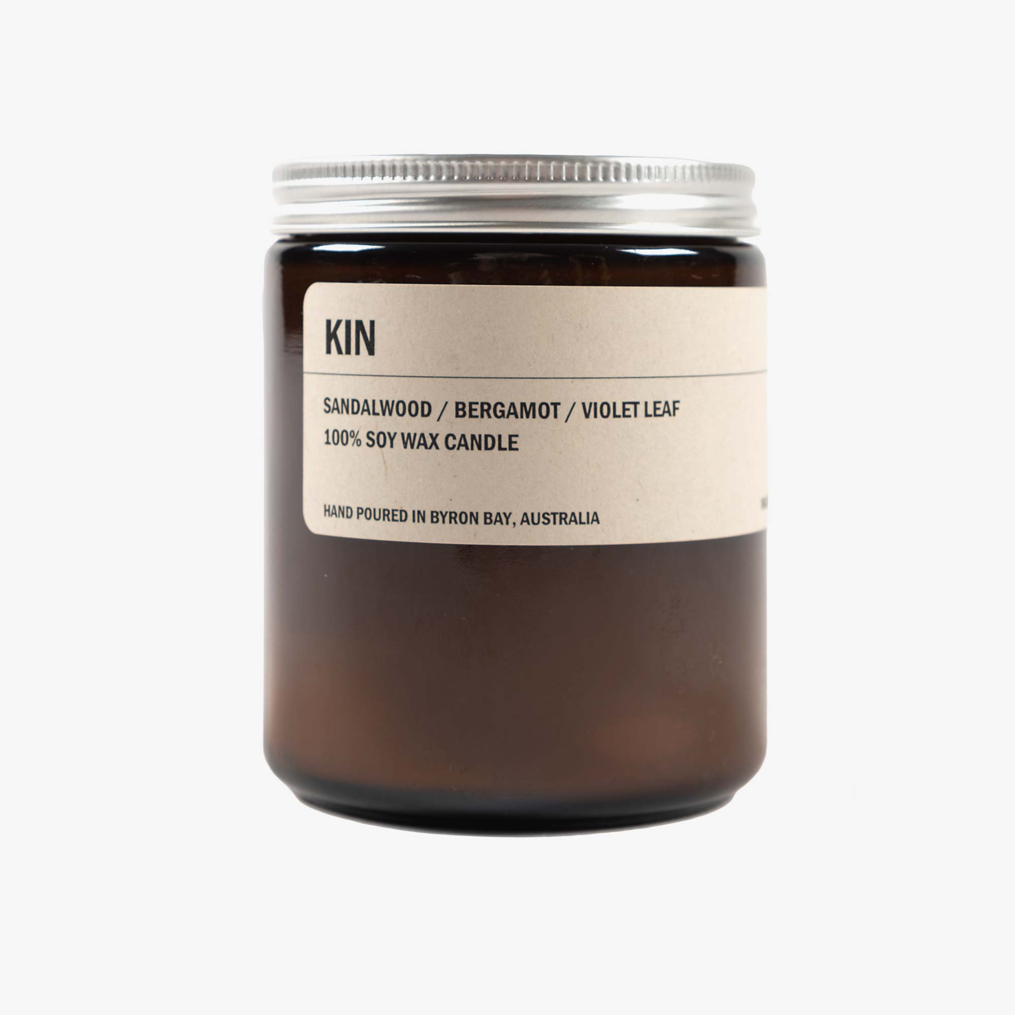 Posie Kin 250g Candle - Amber 1