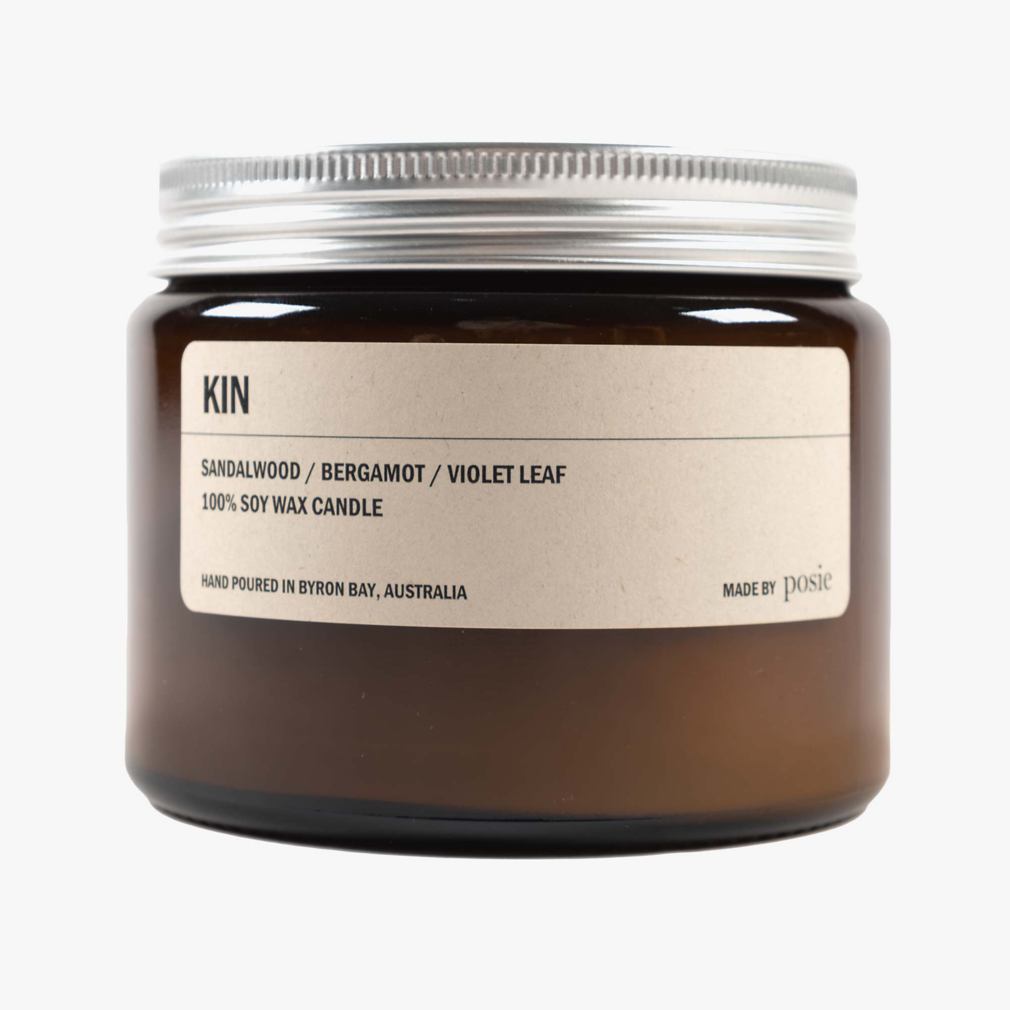 Posie Kin 500g Candle - Amber 1