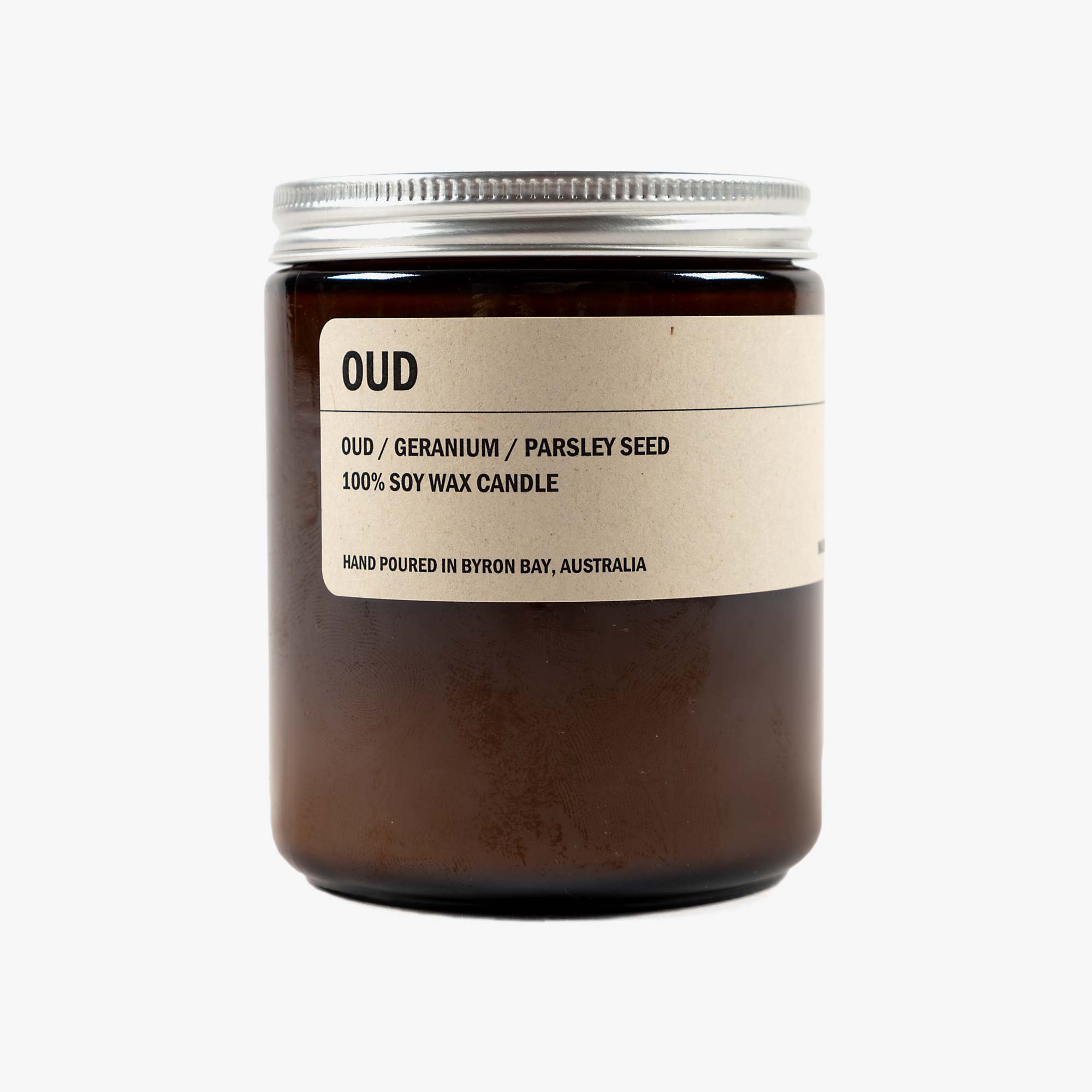 Posie Oud 250g Candle - Amber 1