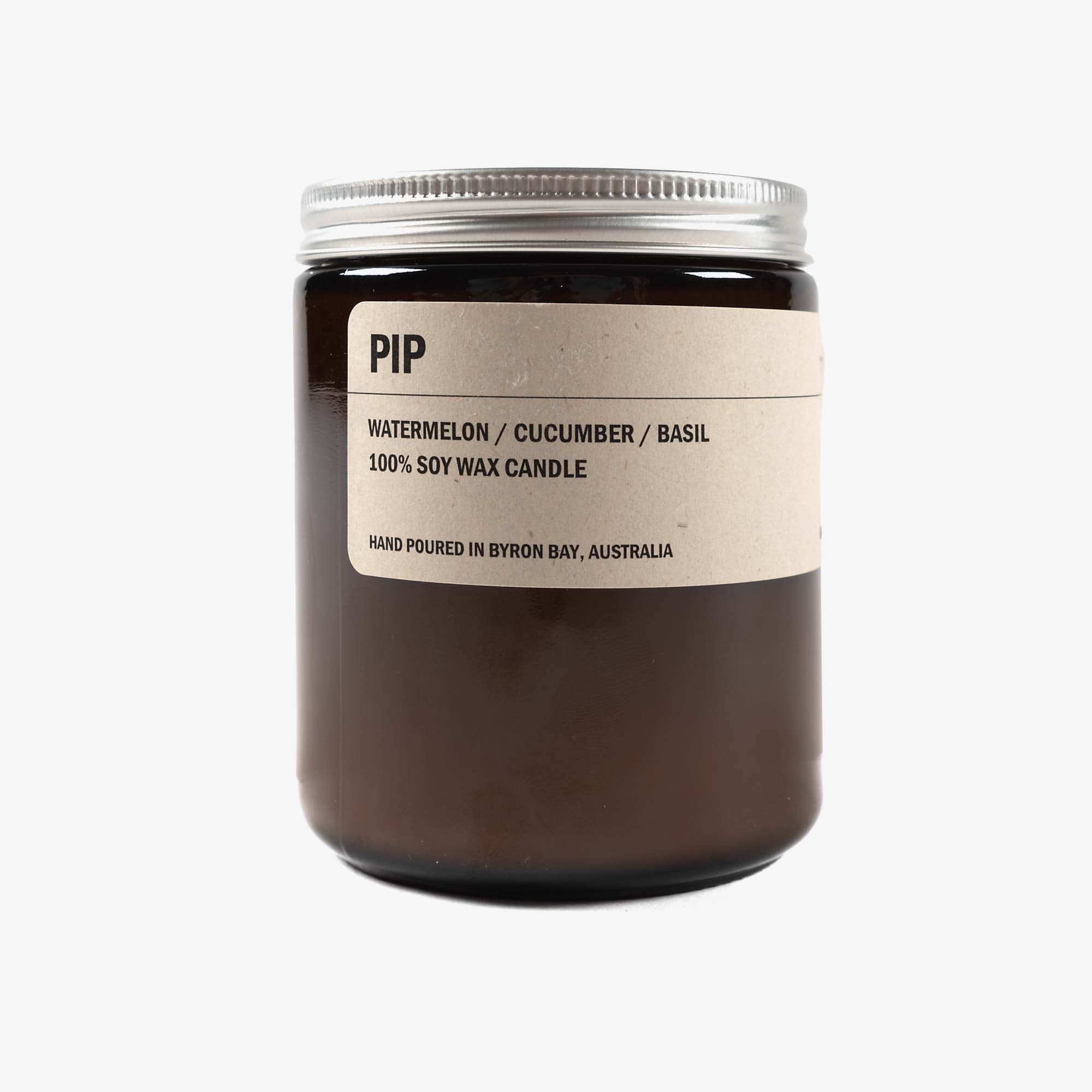 Posie Pip 250g Candle - Amber 1