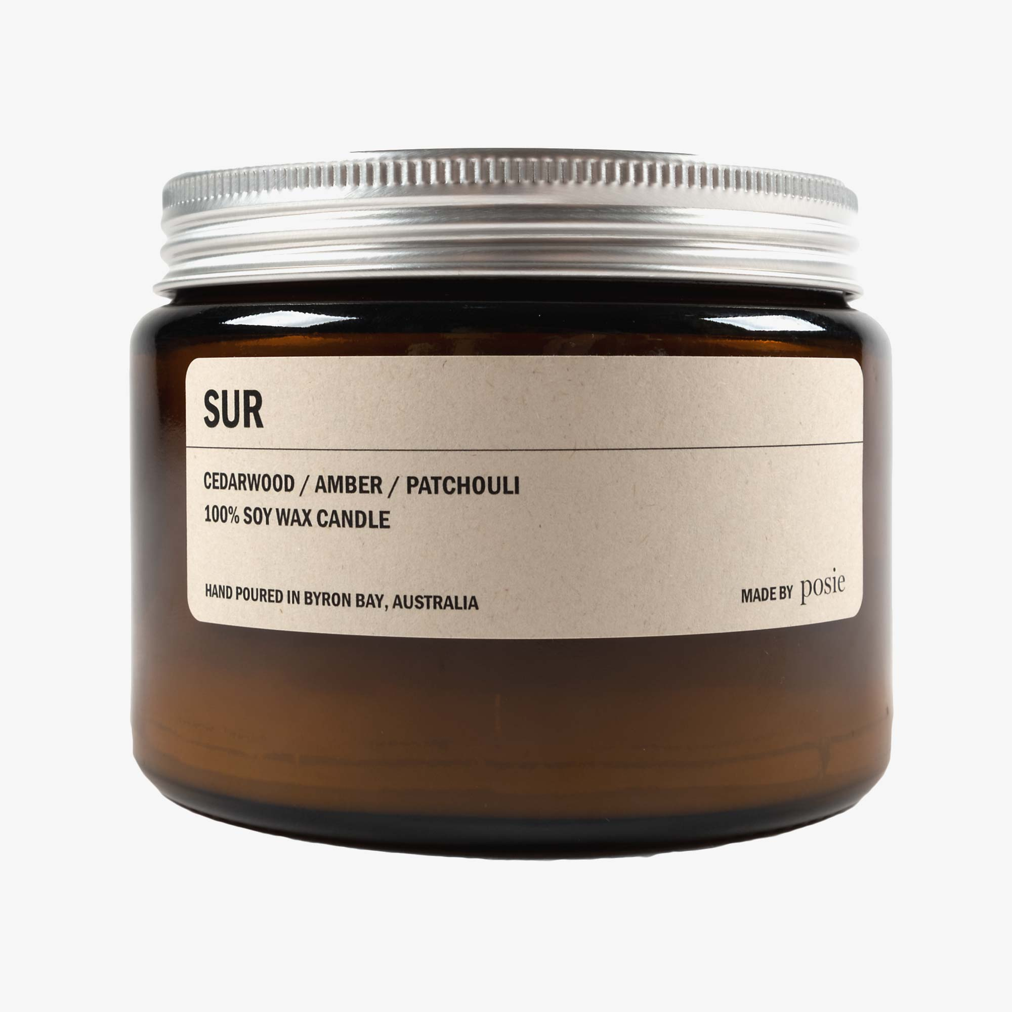 Posie Sur 500g Candle - Amber 1