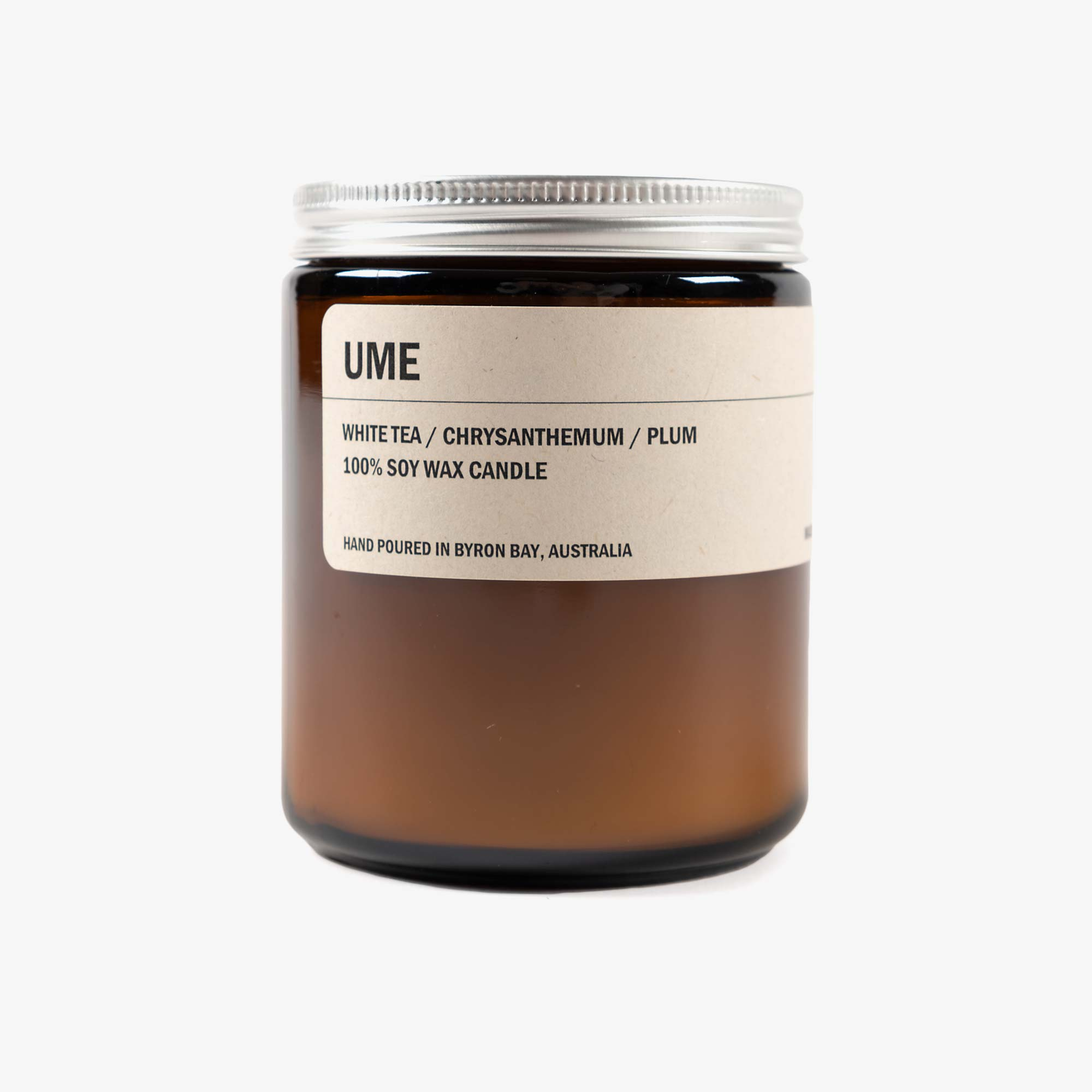 Posie Ume 250g Candle - Amber 1