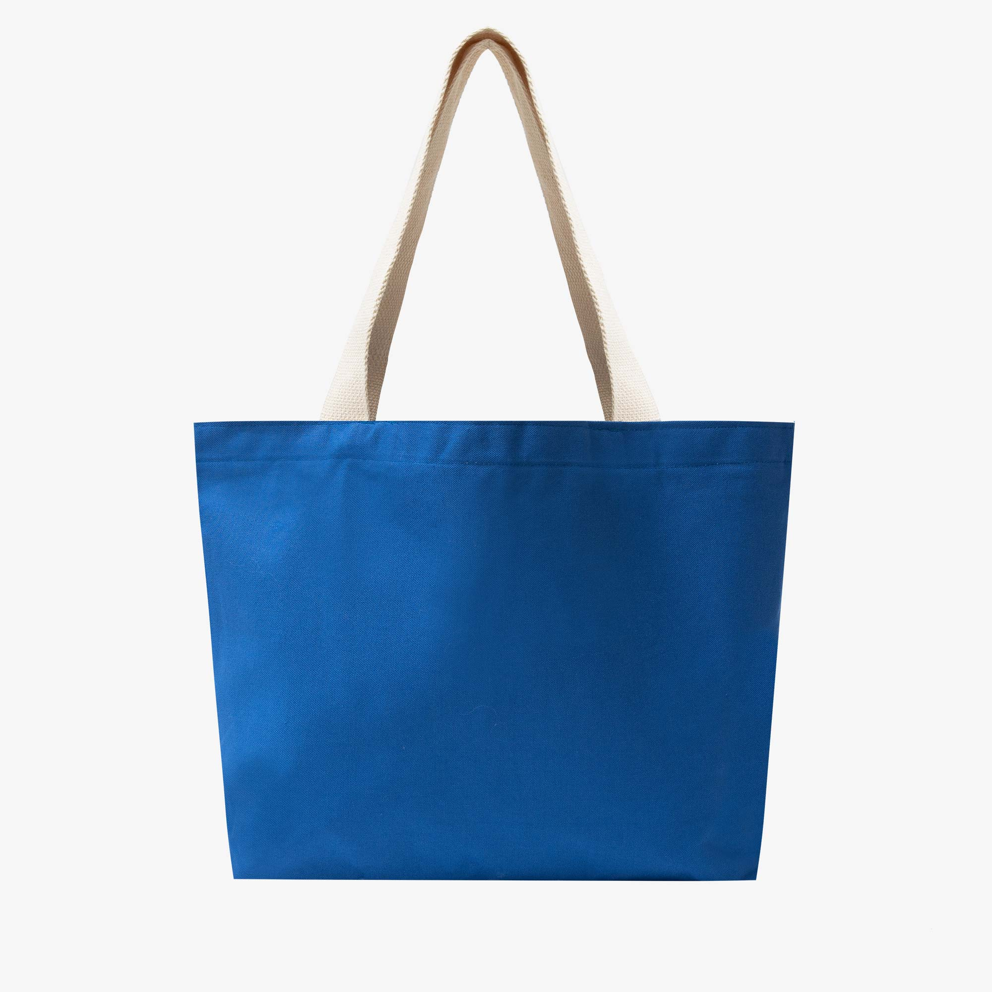Powers Supply Corrosion Tote Bag - Canvas / Blue 4