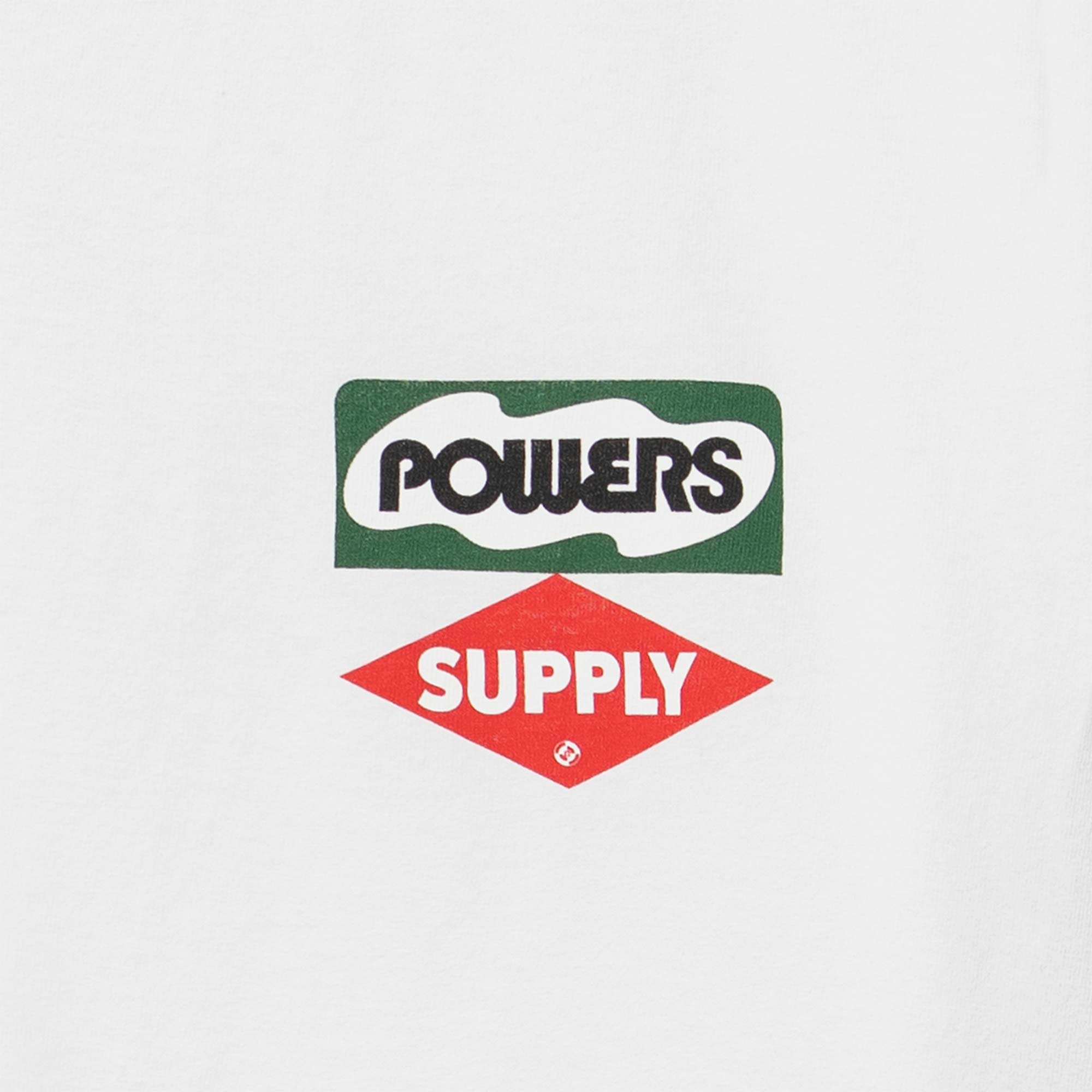 Powers Supply Vermin SS Tee - White 3