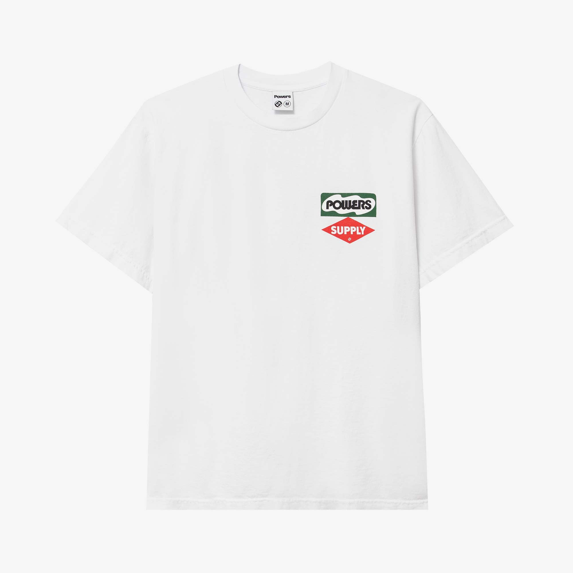 Powers Supply Vermin SS Tee - White 2
