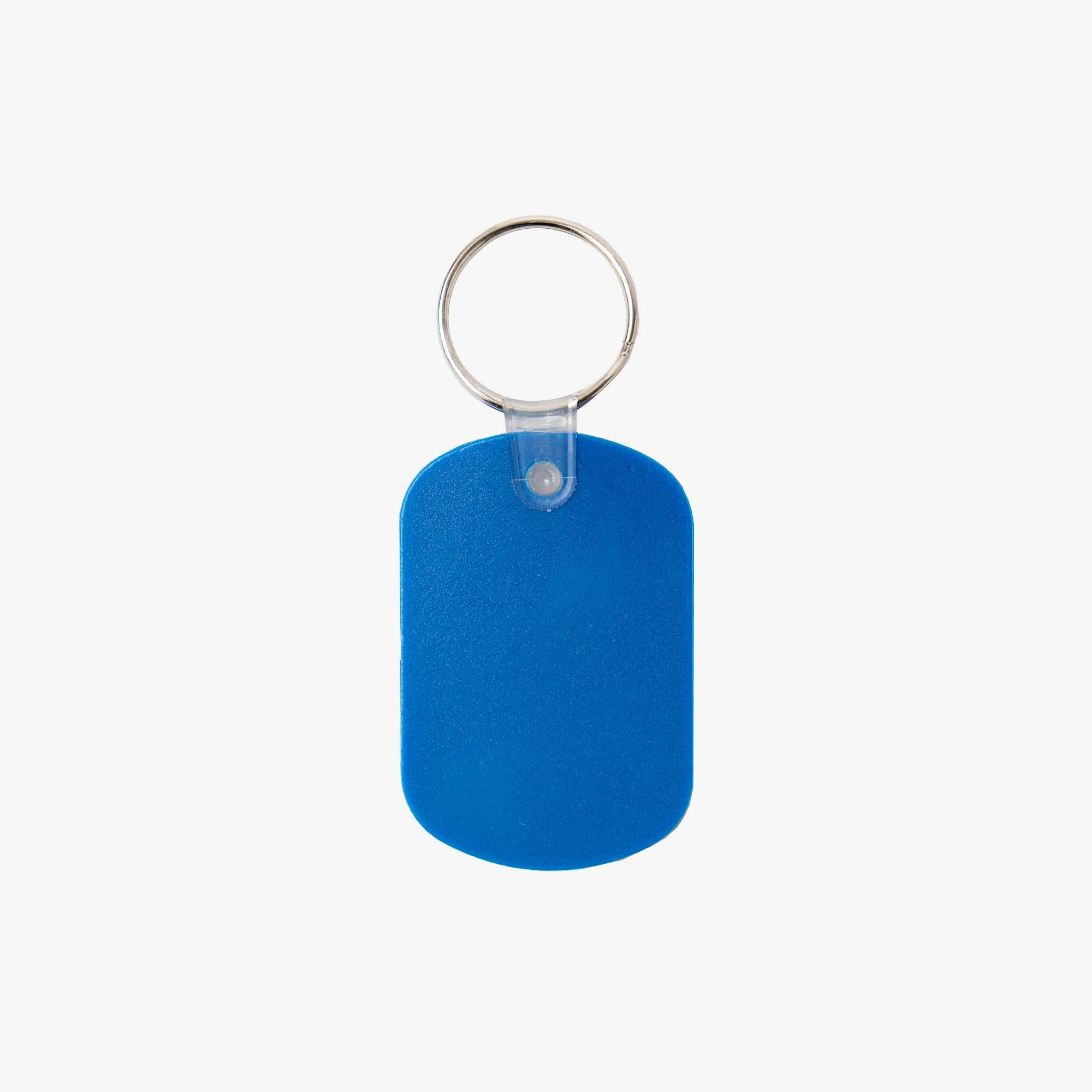 Real Bad Man Guest Key Chain - Blue 2