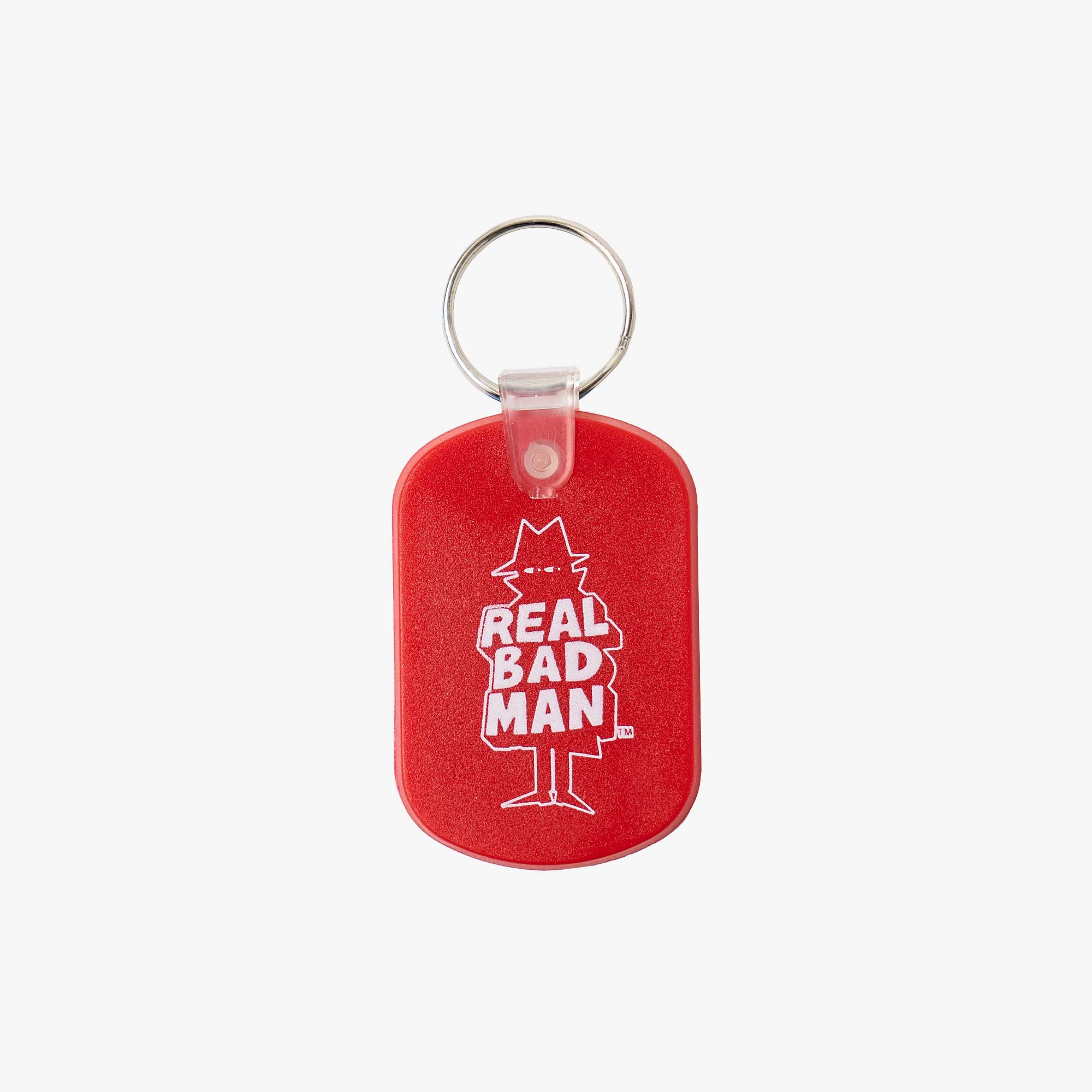 Real Bad Man Guest Key Chain - Red 1