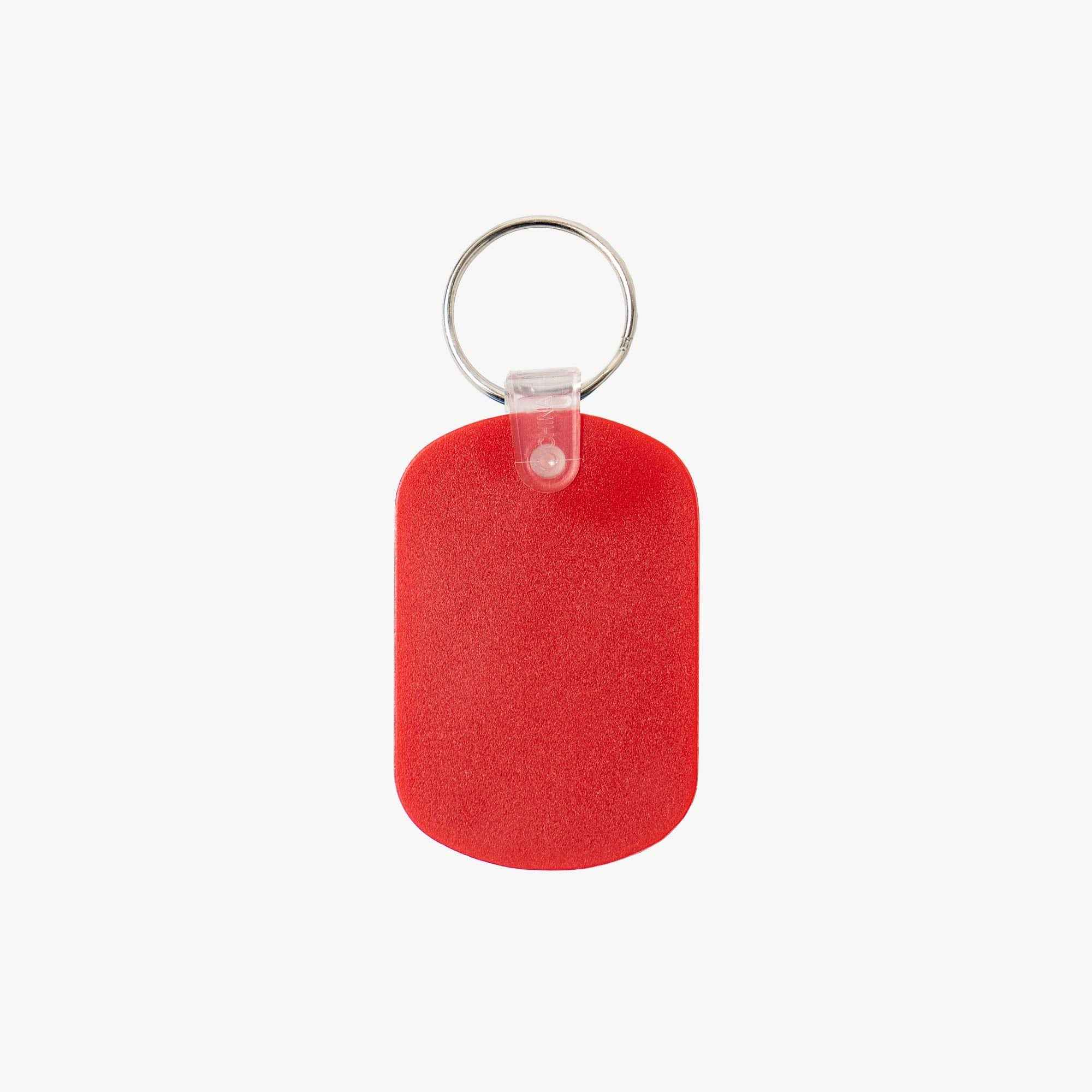 Real Bad Man Guest Key Chain - Red 2