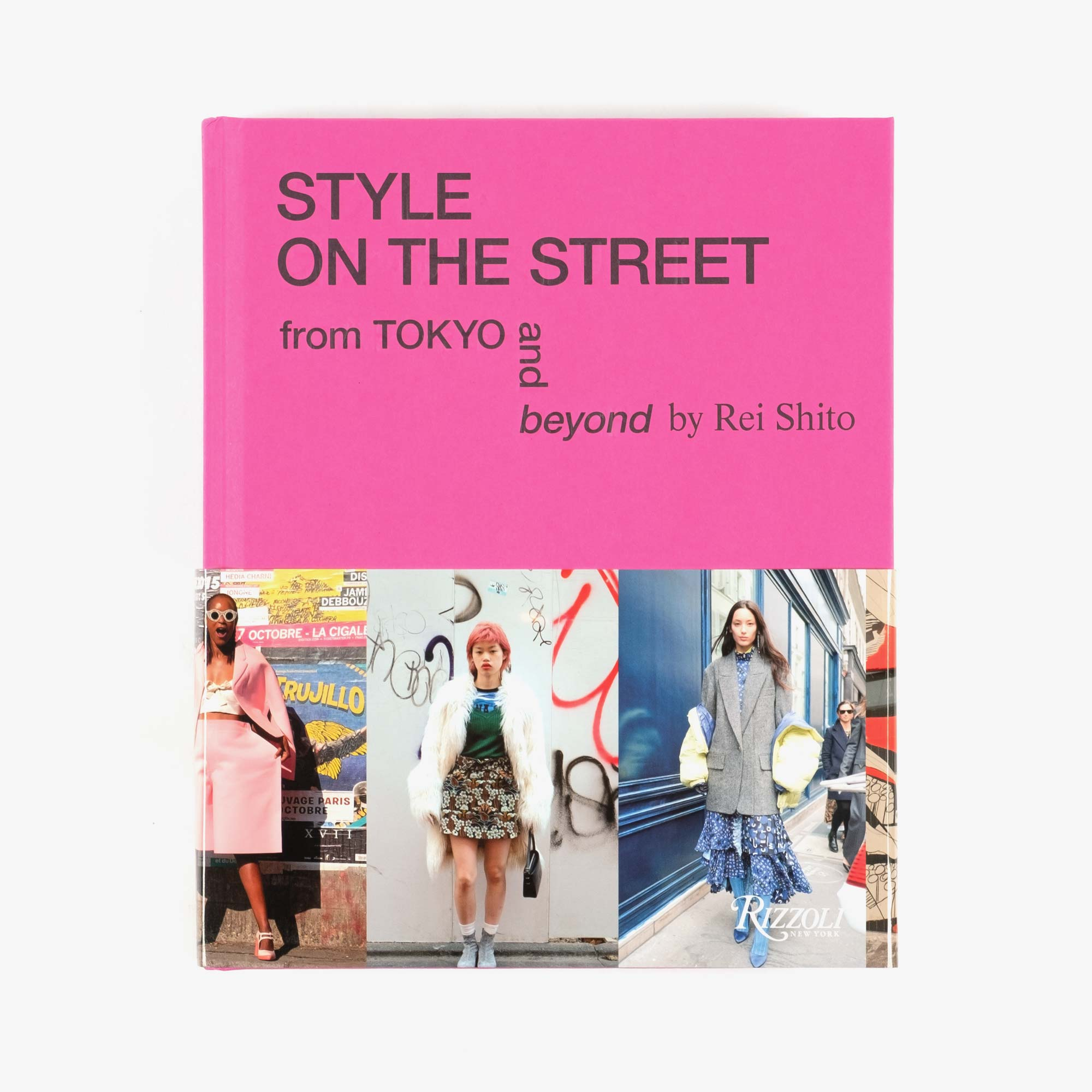 Rizzoli Style On The Street From Tokyo and Beyond - Rei Shito 1