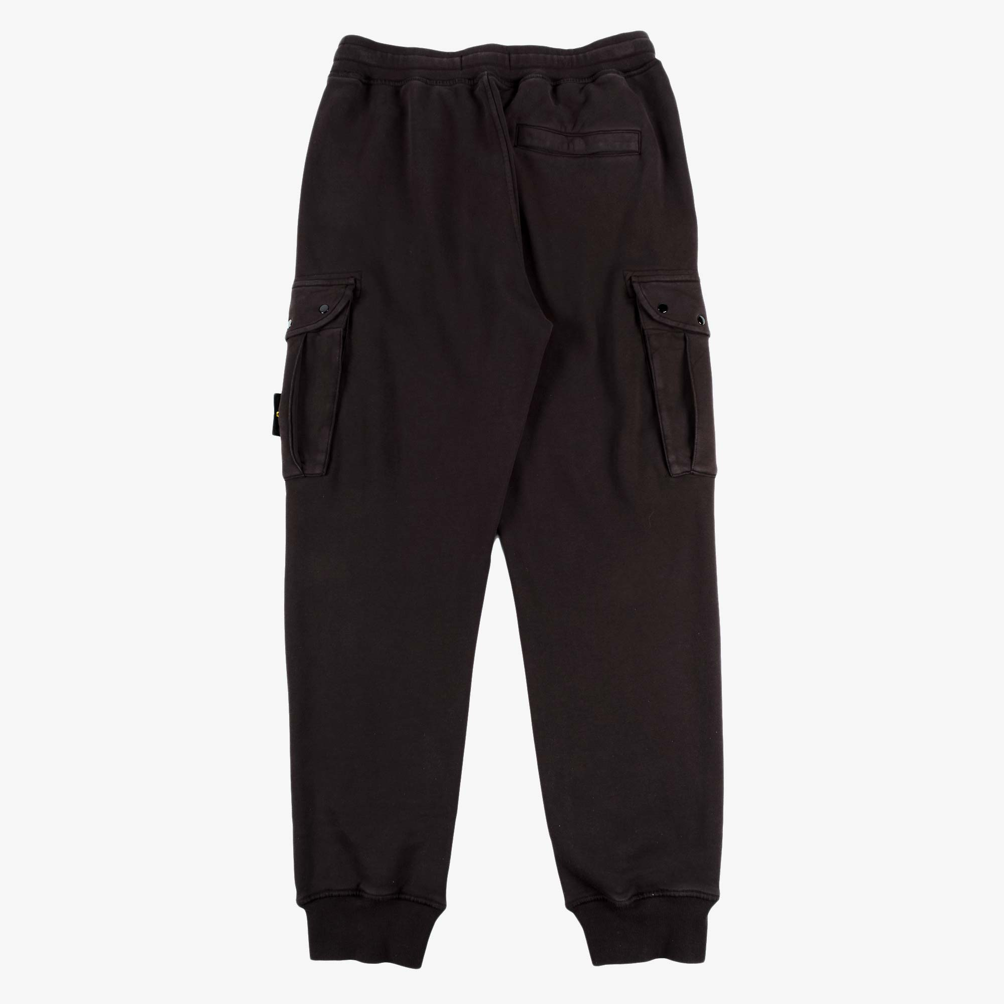 Stone Island Fleece Pants 741565251 - Black 5