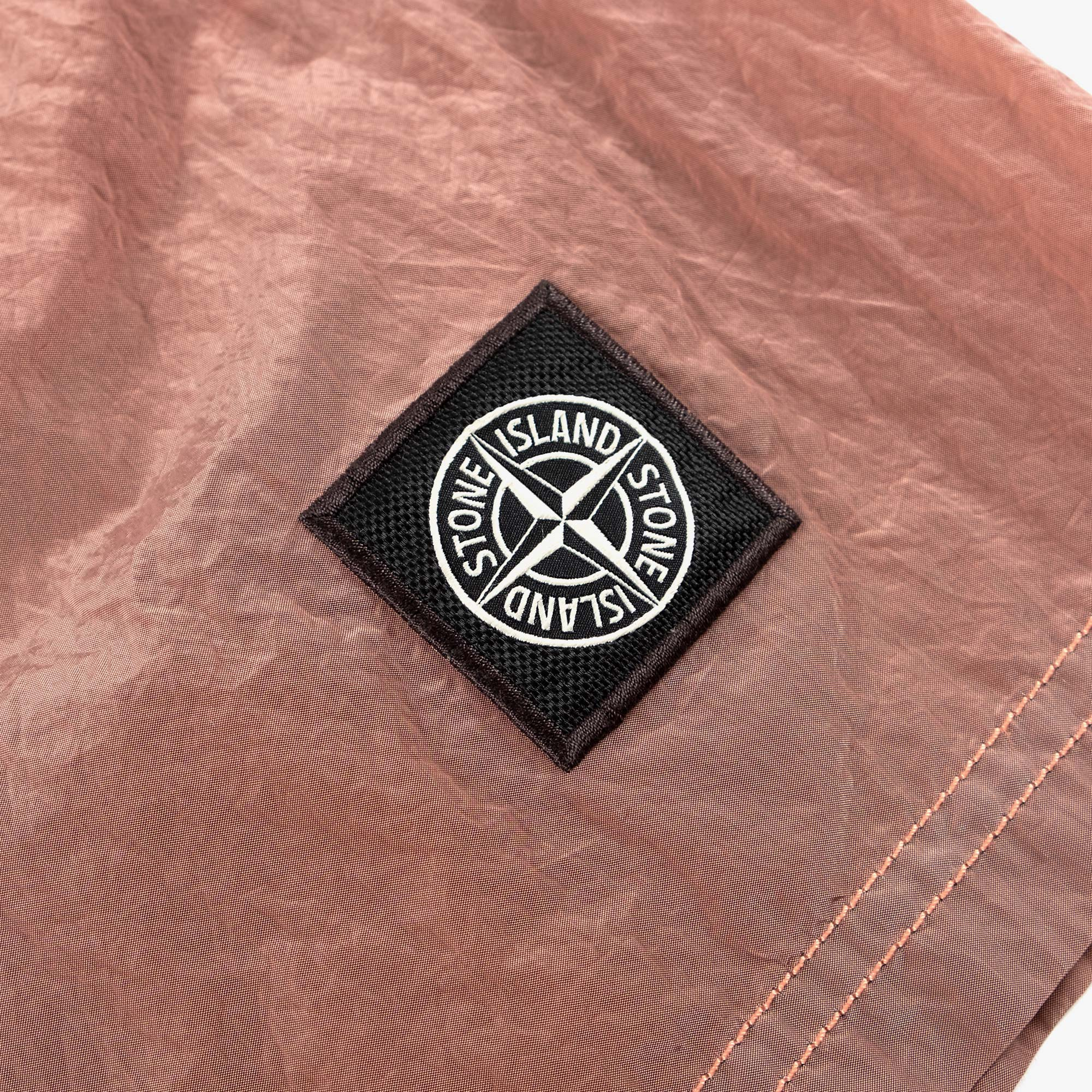 Stone Island Nylon Metal Swim Shorts 7415B0943 Shorts - Rose Quartz 3