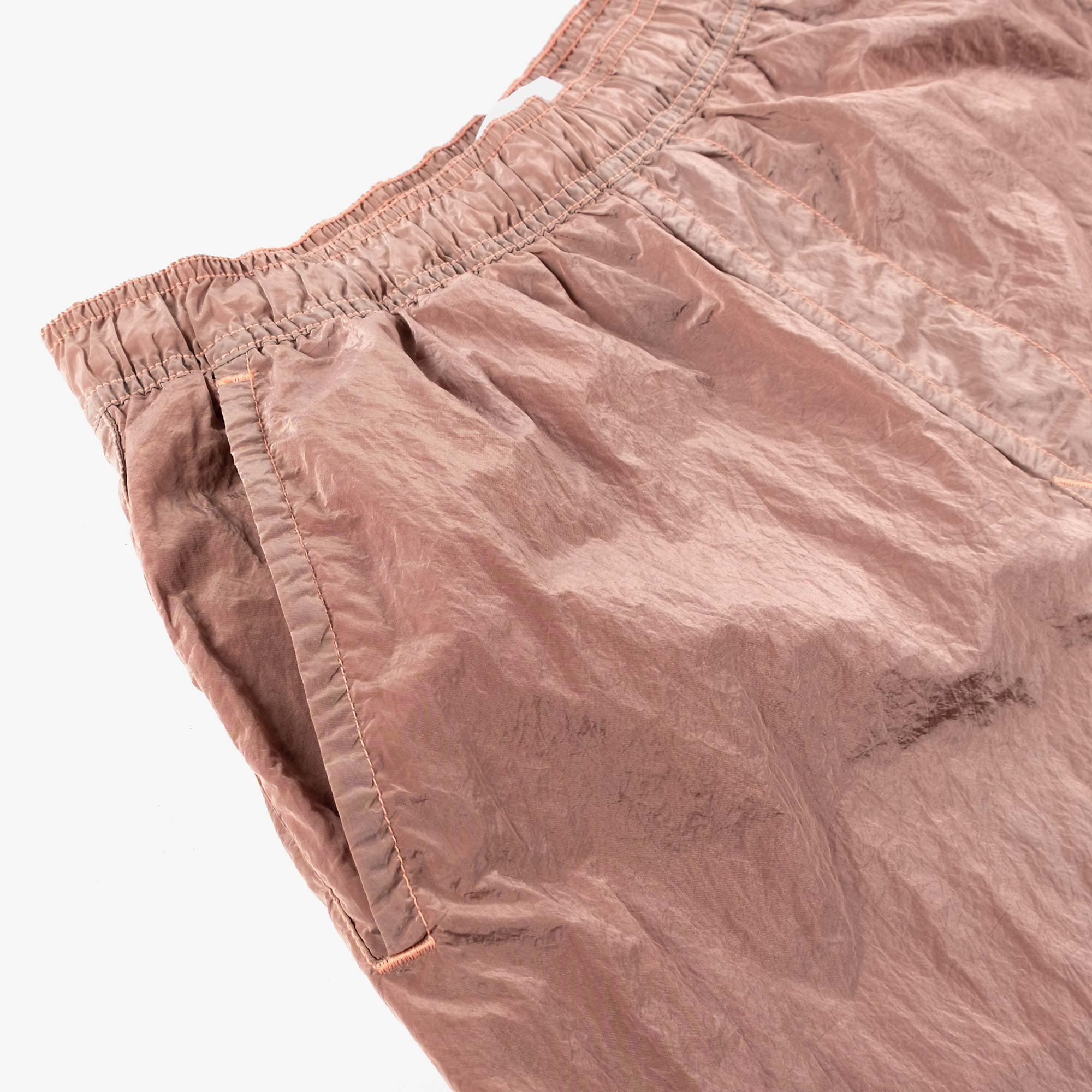 Stone Island Nylon Metal Swim Shorts 7415B0943 Shorts - Rose Quartz 4