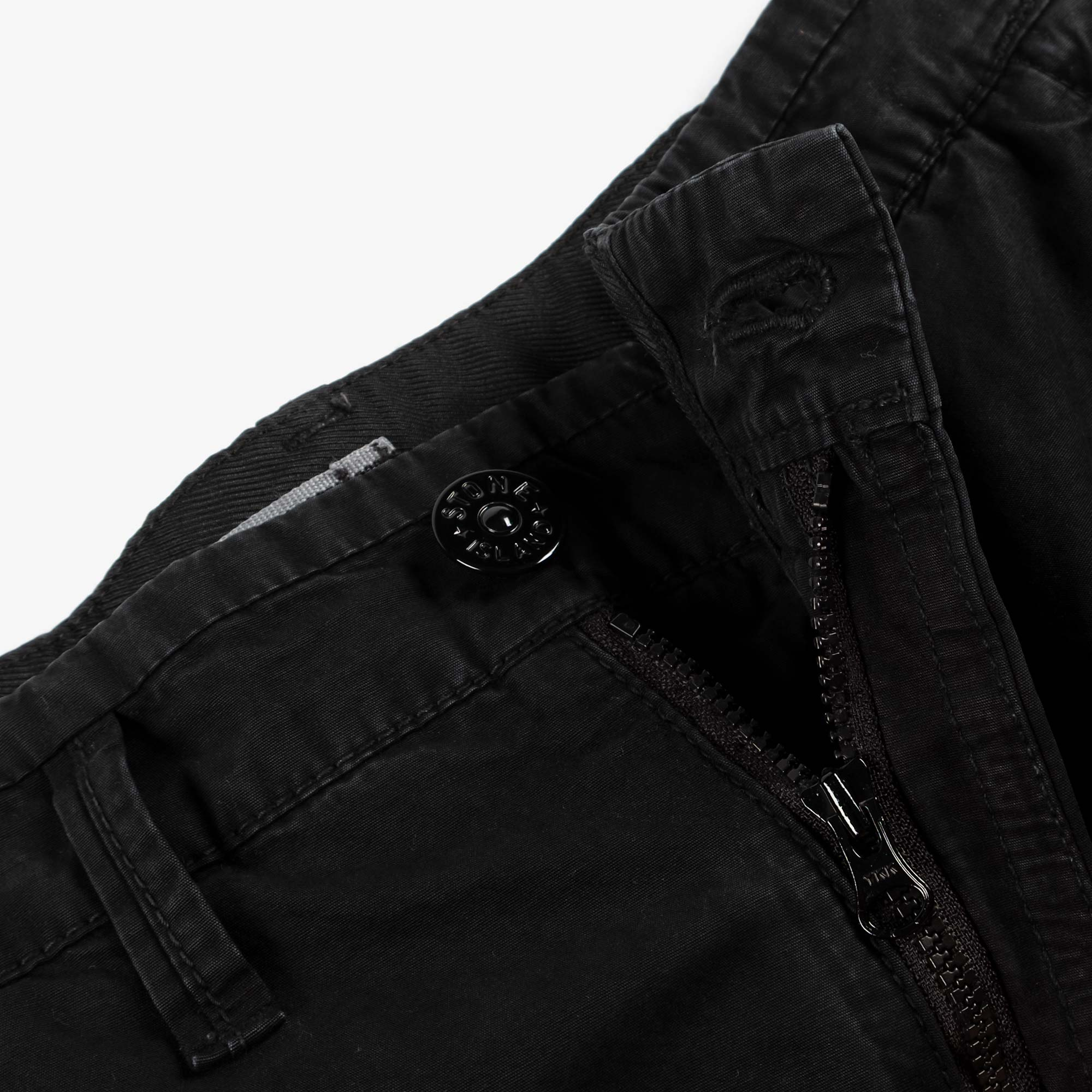 Stone Island T.CO Old Effect Cargo Pant 7415319WA - Black 5