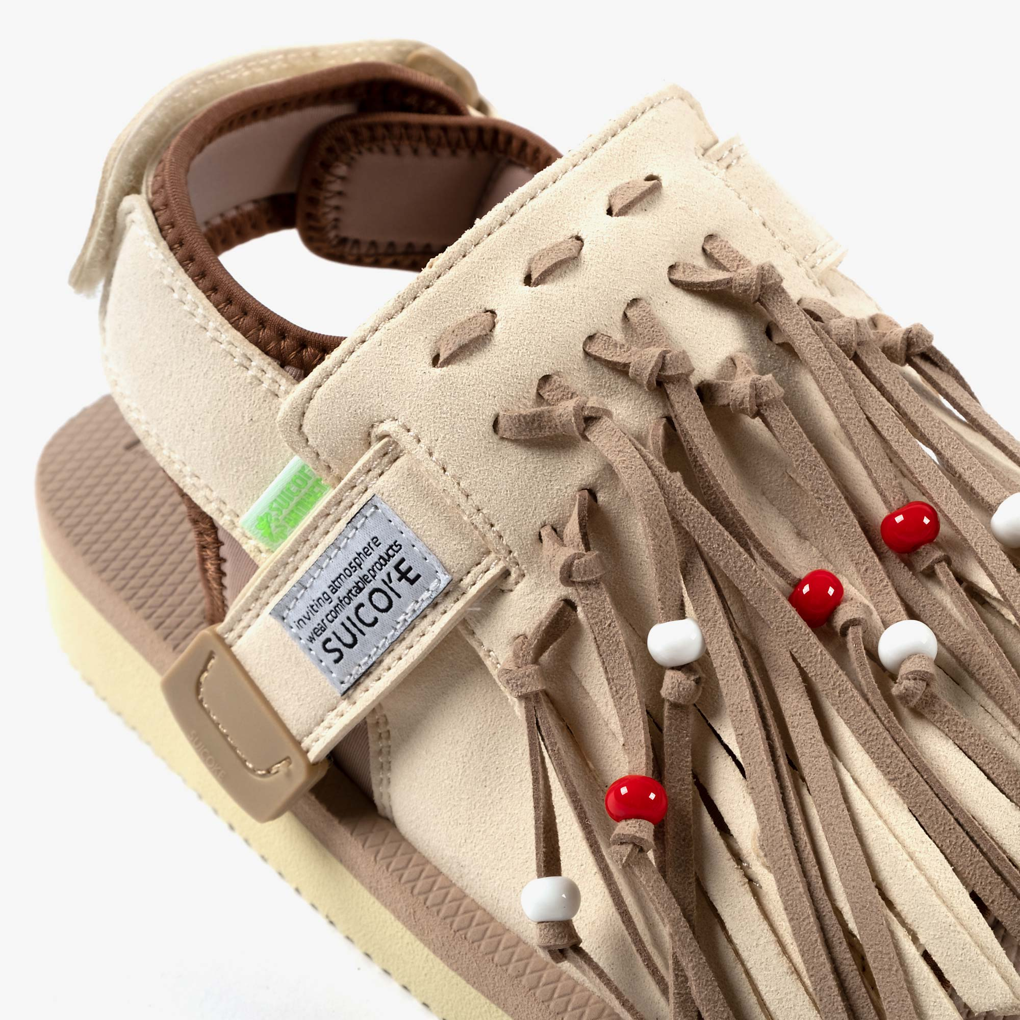 Suicoke Was-4AB - Off White 6