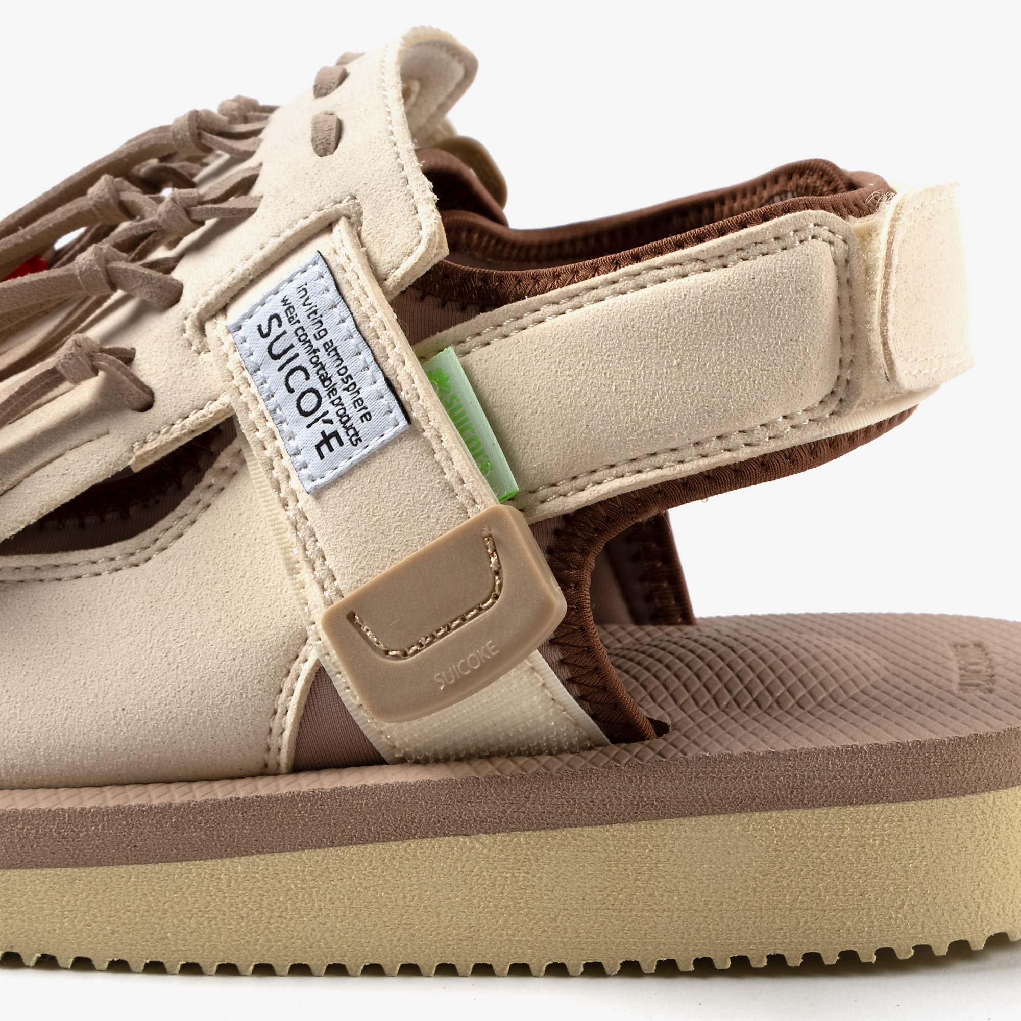 Suicoke Was-4AB - Off White 7