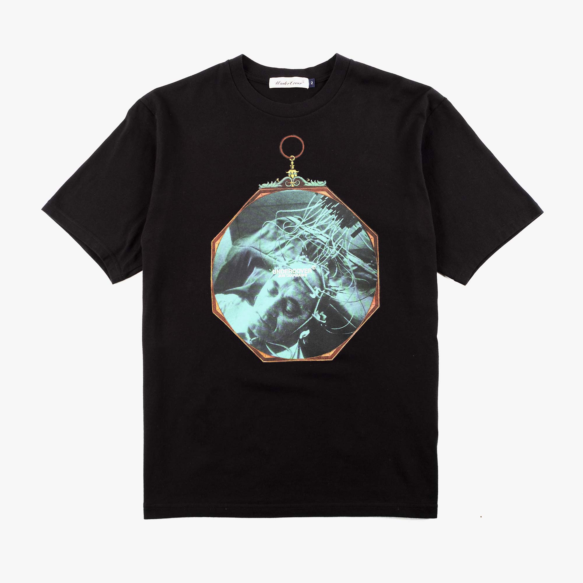 Undercover Locket Tee UC1A3813 - Black 1