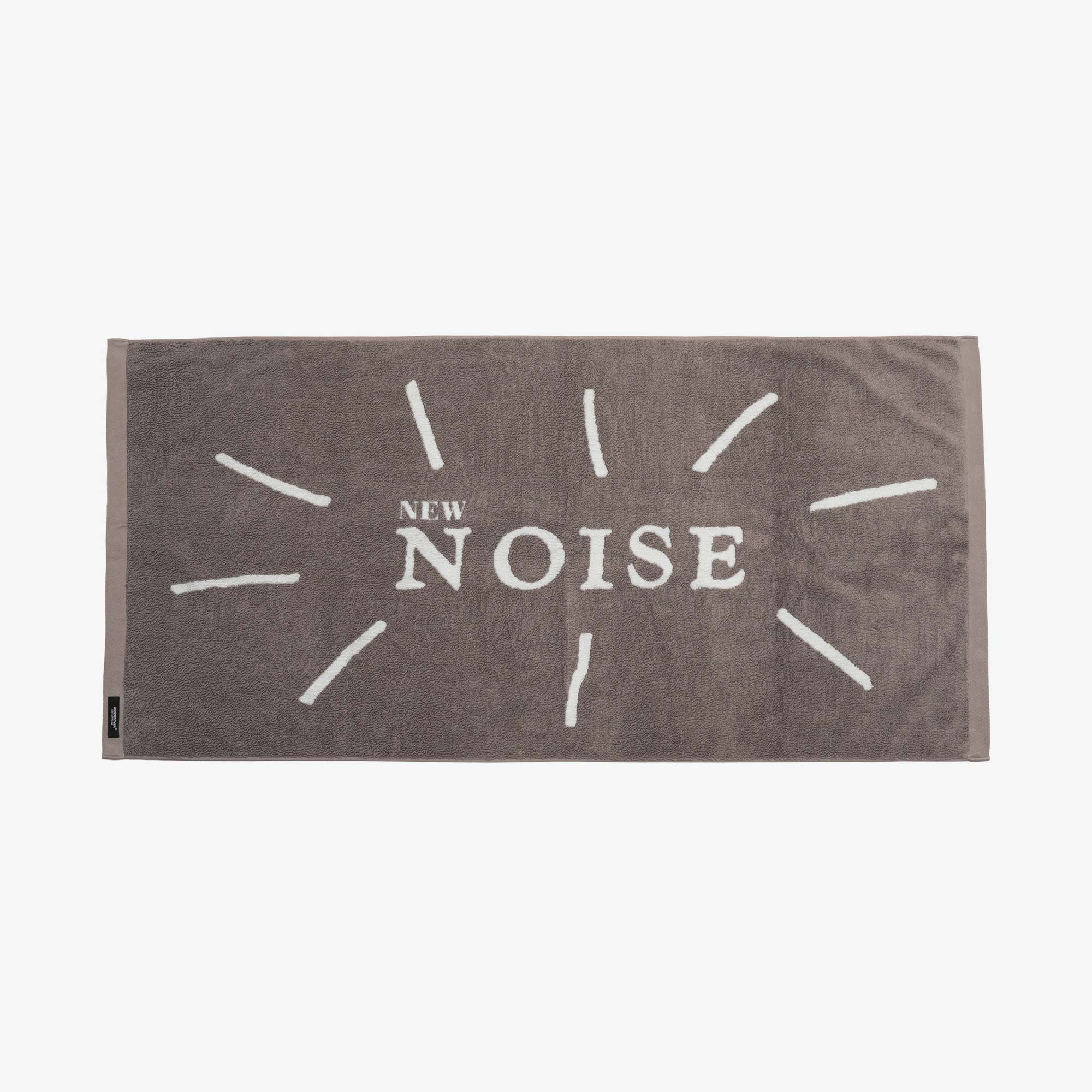 Undercover New Noise Face Towel UC1A4M03-2 - Gray 1