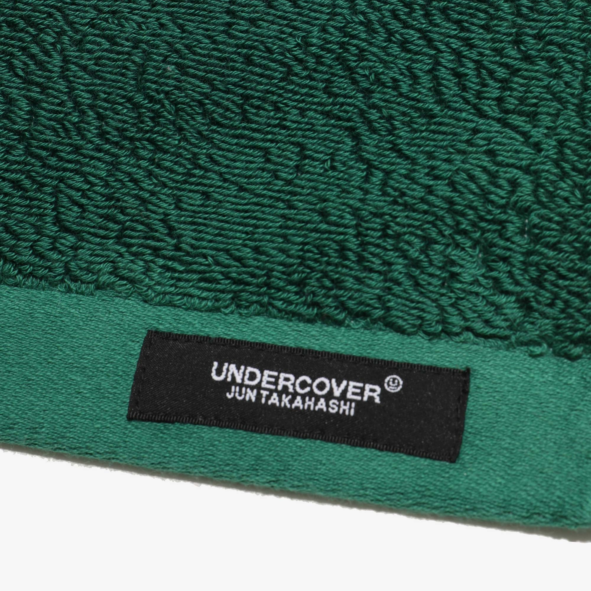 Undercover New Noise Face Towel UC1A4M03-2 - Green 3