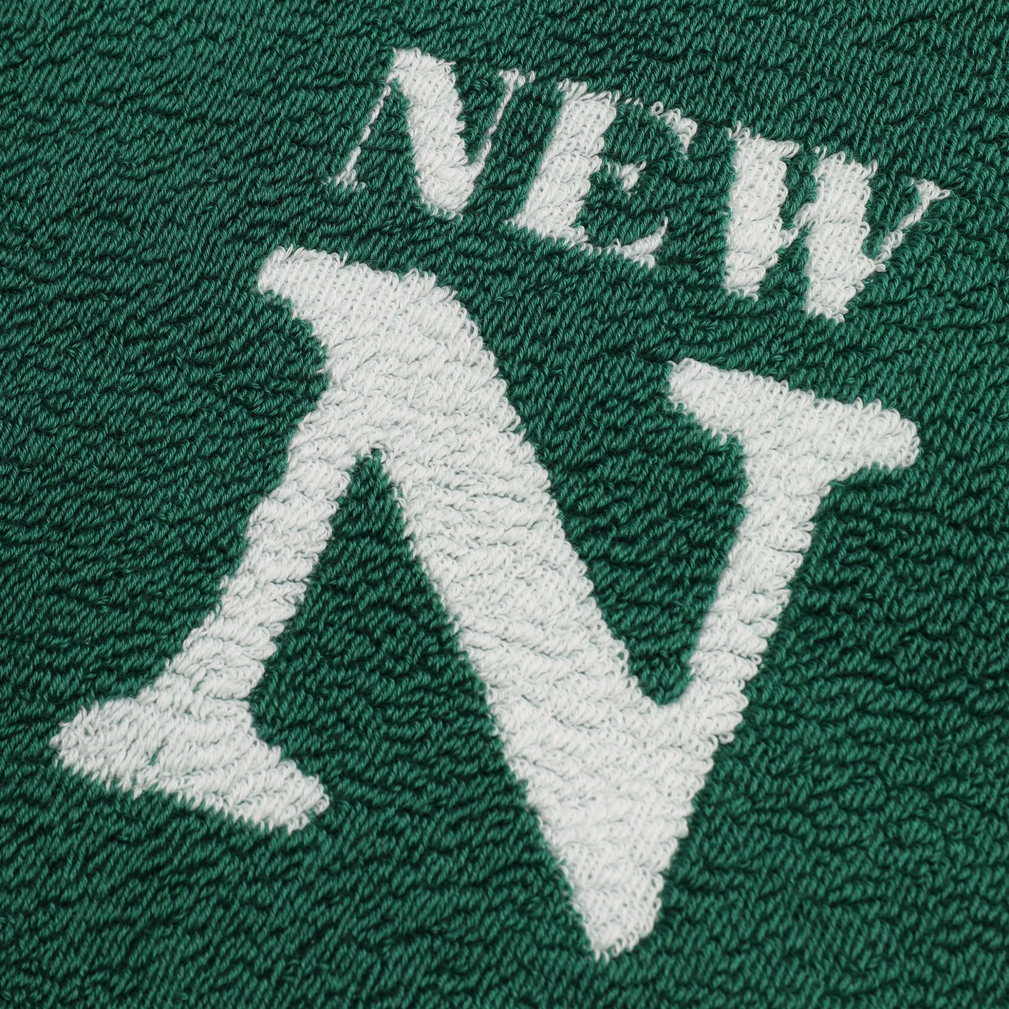 Undercover New Noise Face Towel UC1A4M03-2 - Green 2
