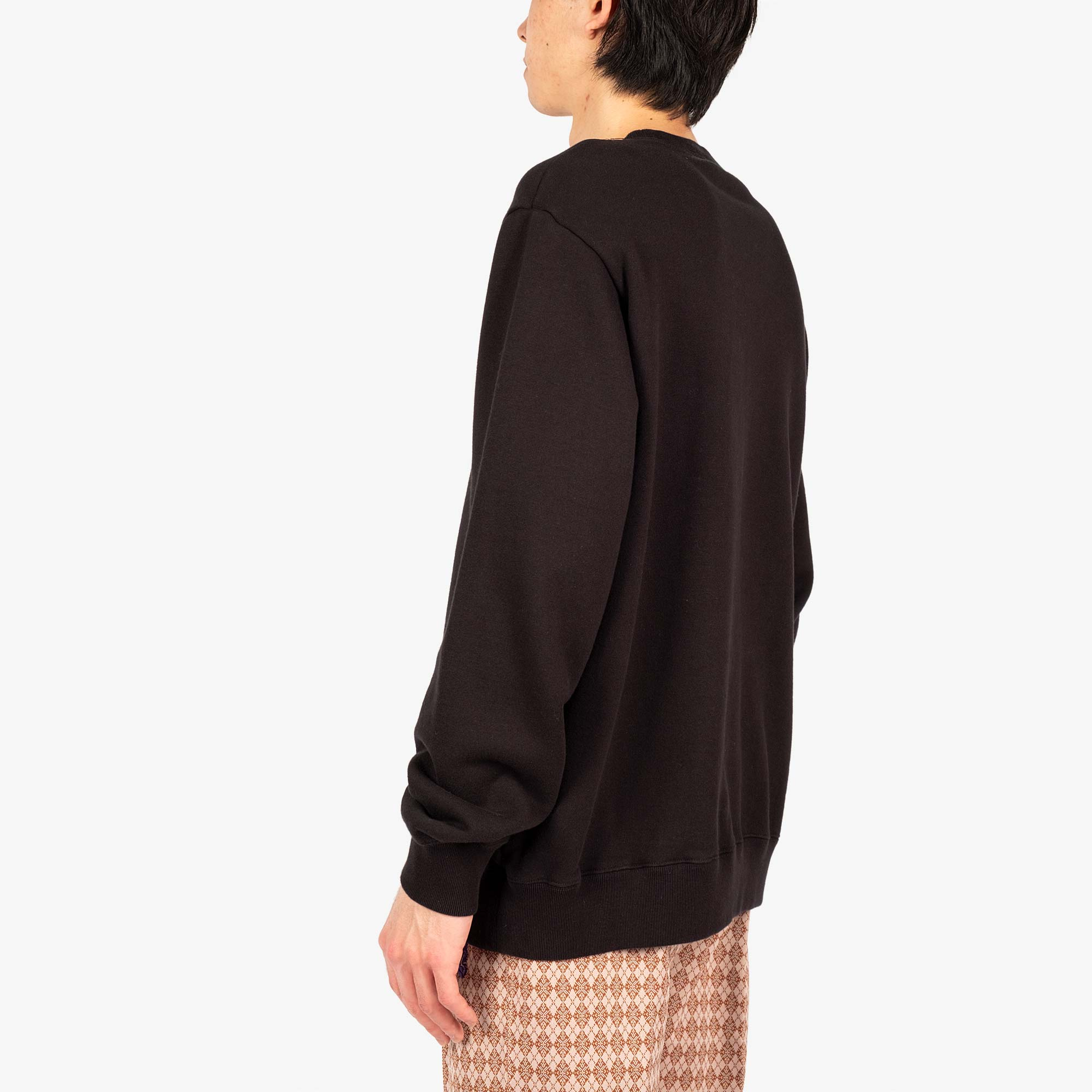 Undercover Painting Sweat UC2A4893-2 - Black 5