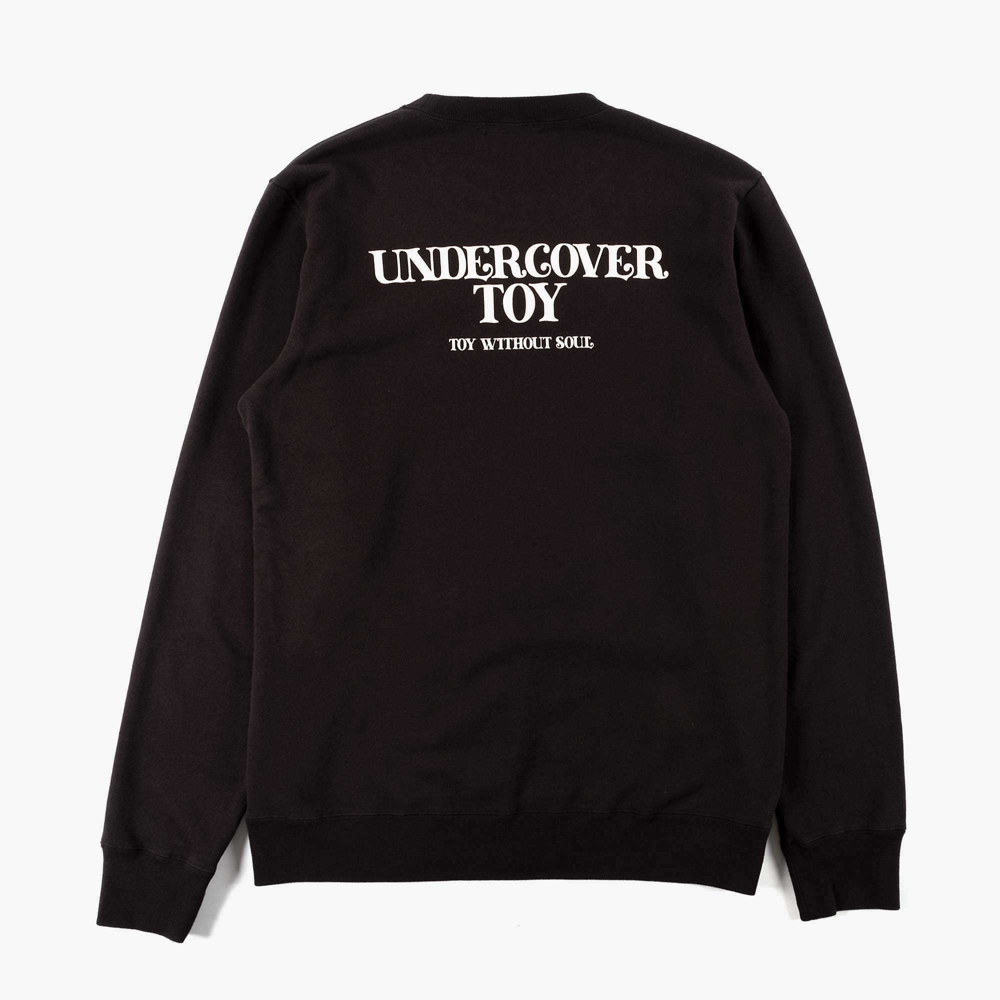 Undercover Toy Sweat UC1A4891-2 - Black 2