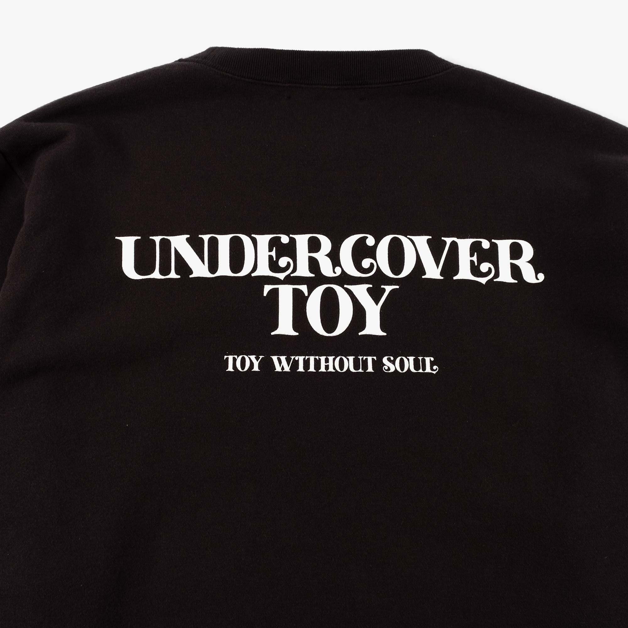 Undercover Toy Sweat UC1A4891-2 - Black 4