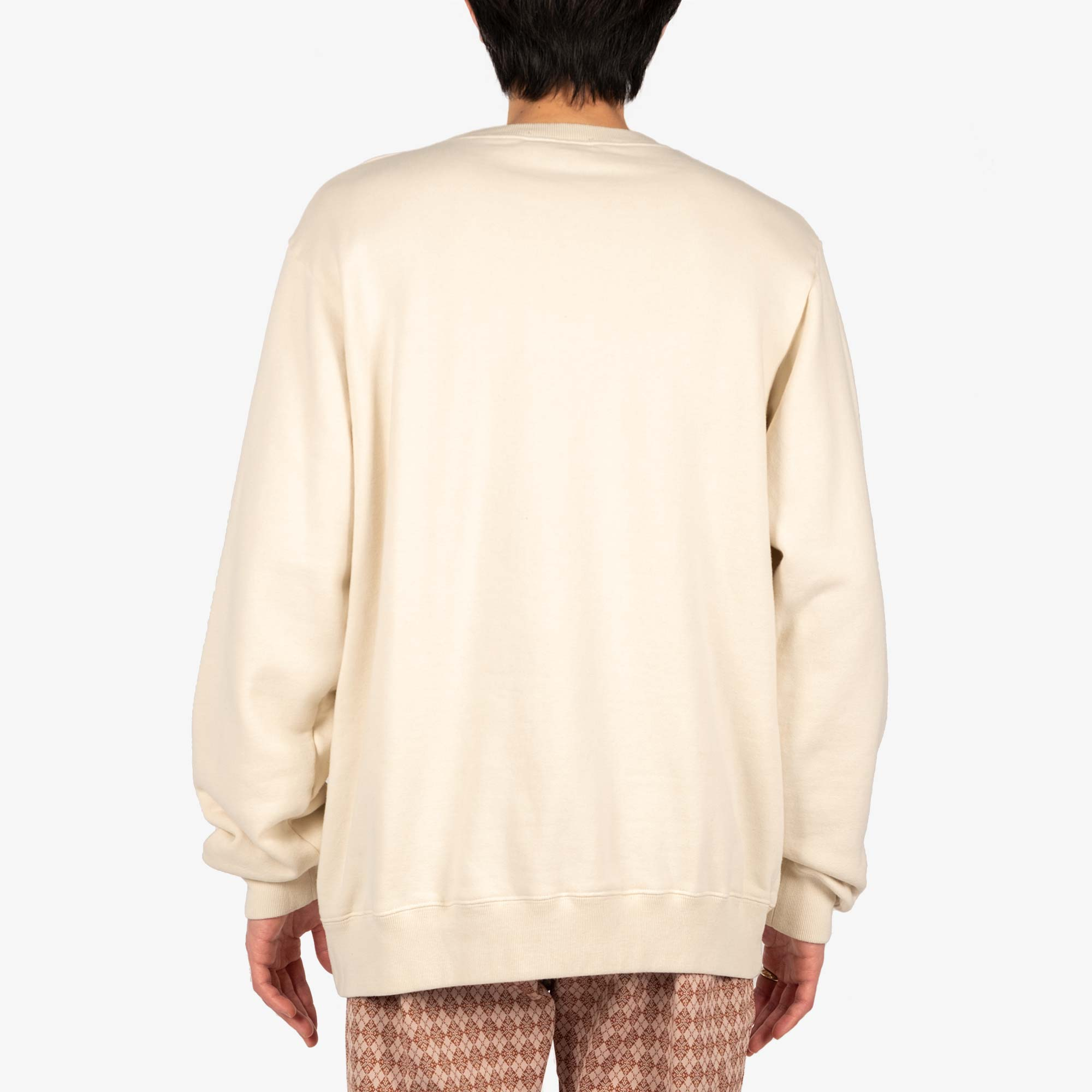 Undercover U Table Sweat UC2A4893-4 - Ivory 5