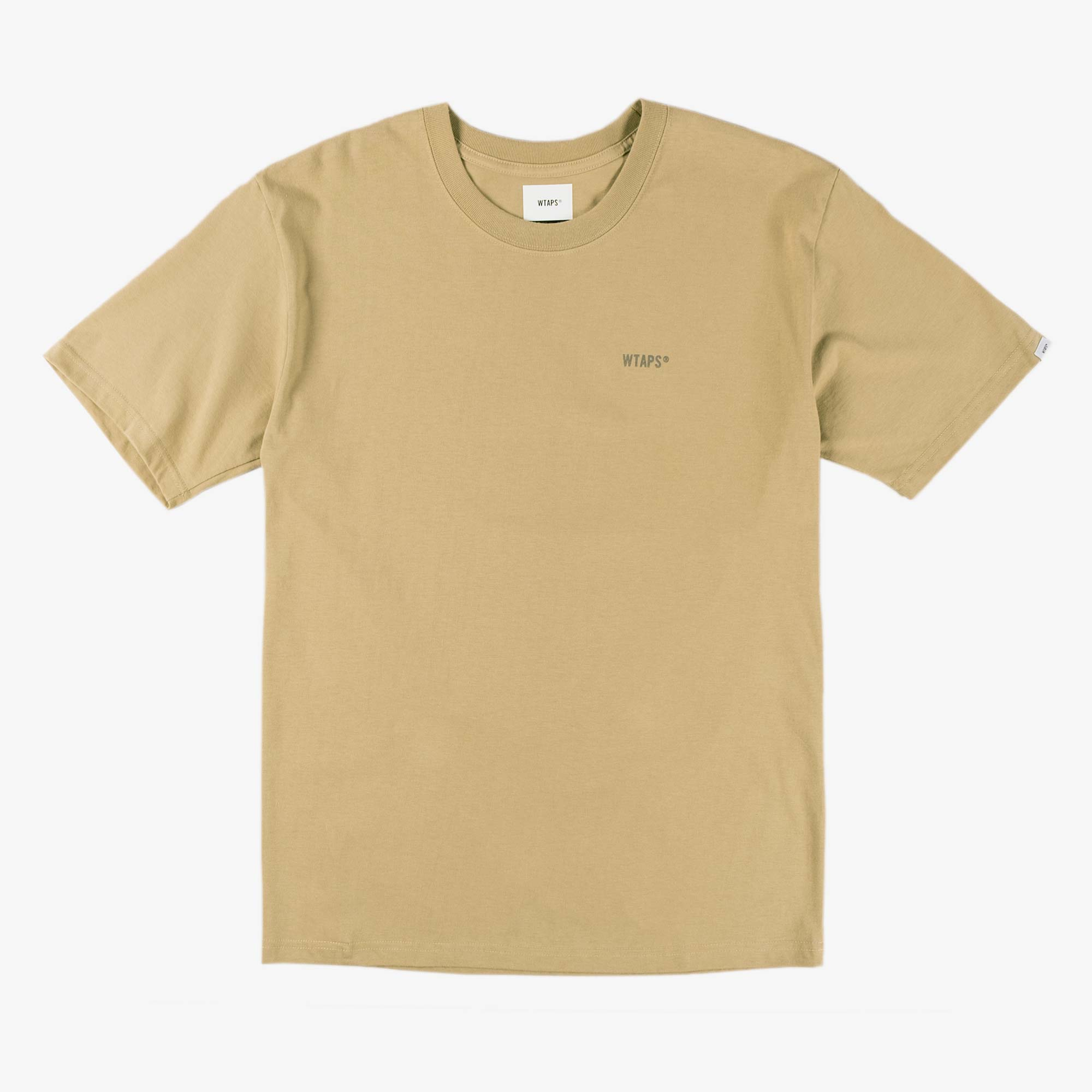 WTAPS 40PCT Uparmored Tee - Beige 2