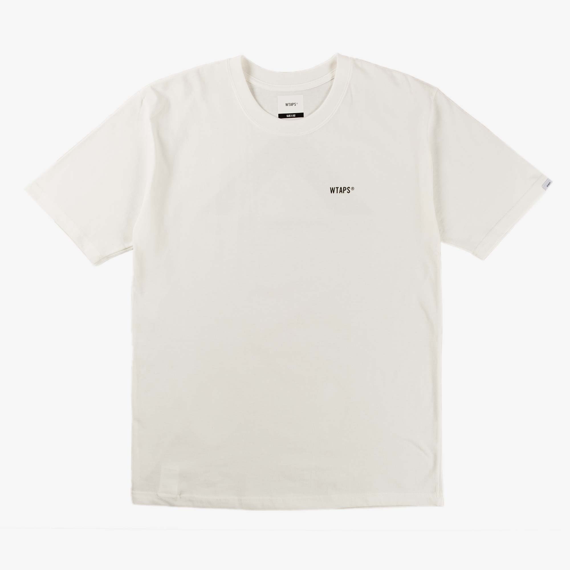 WTAPS 40PCT Uparmored Tee - Off White 2