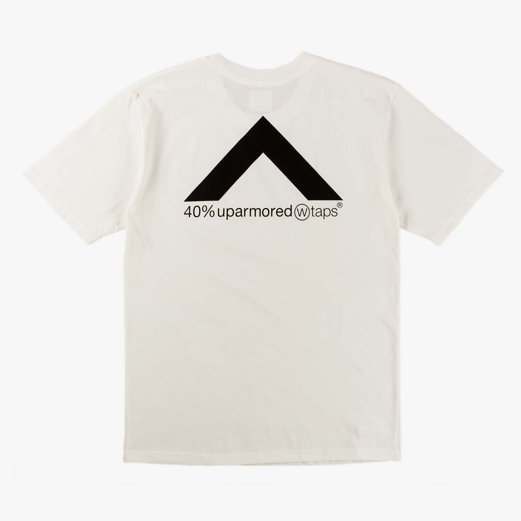 WTAPS 40PCT Uparmored Tee - Off White 1