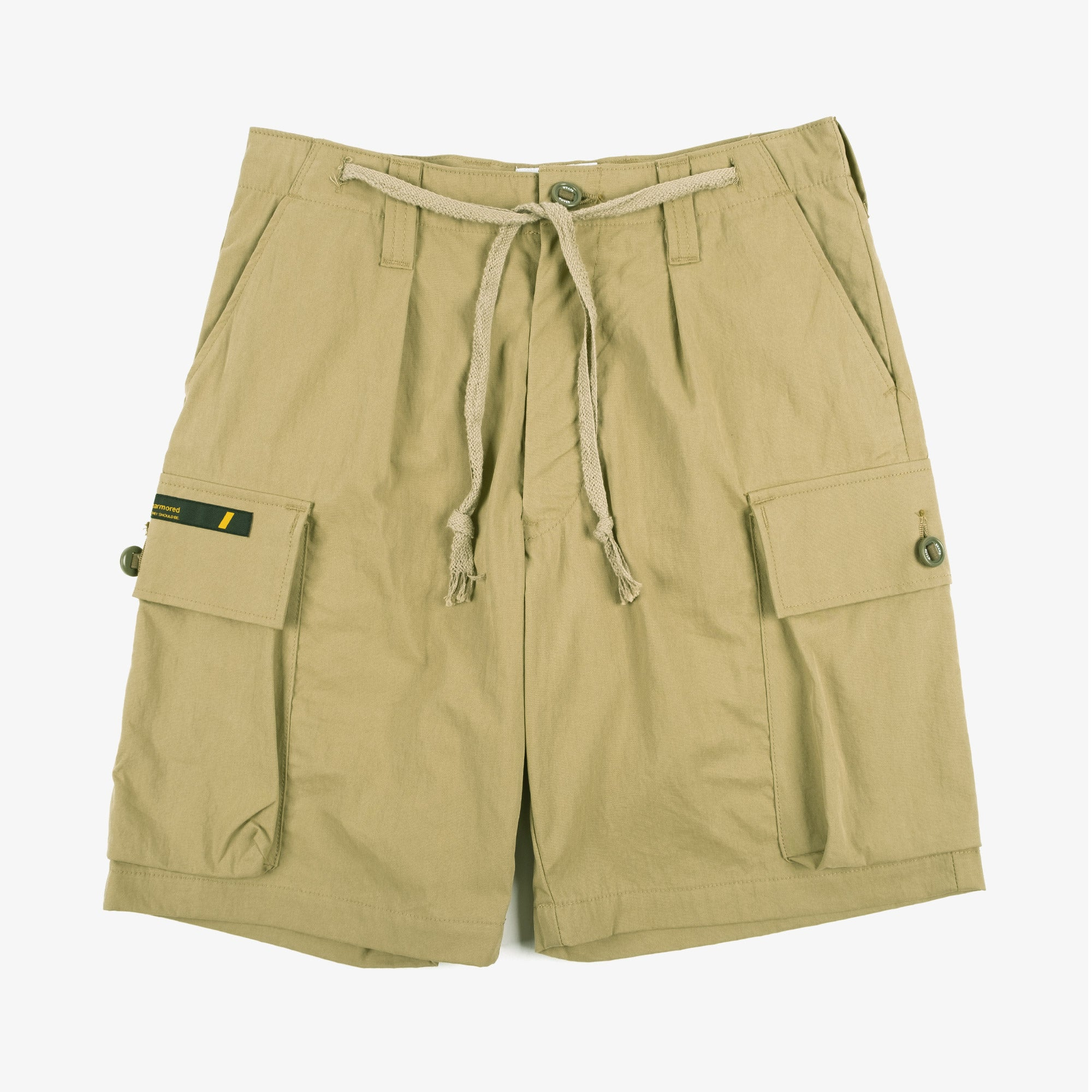 WTAPS Jungle Country Nyco Shorts - Olive Drab 1