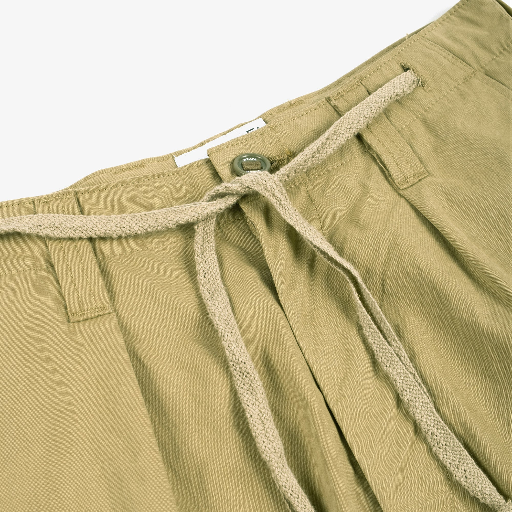 WTAPS Jungle Country Nyco Shorts - Olive Drab 4